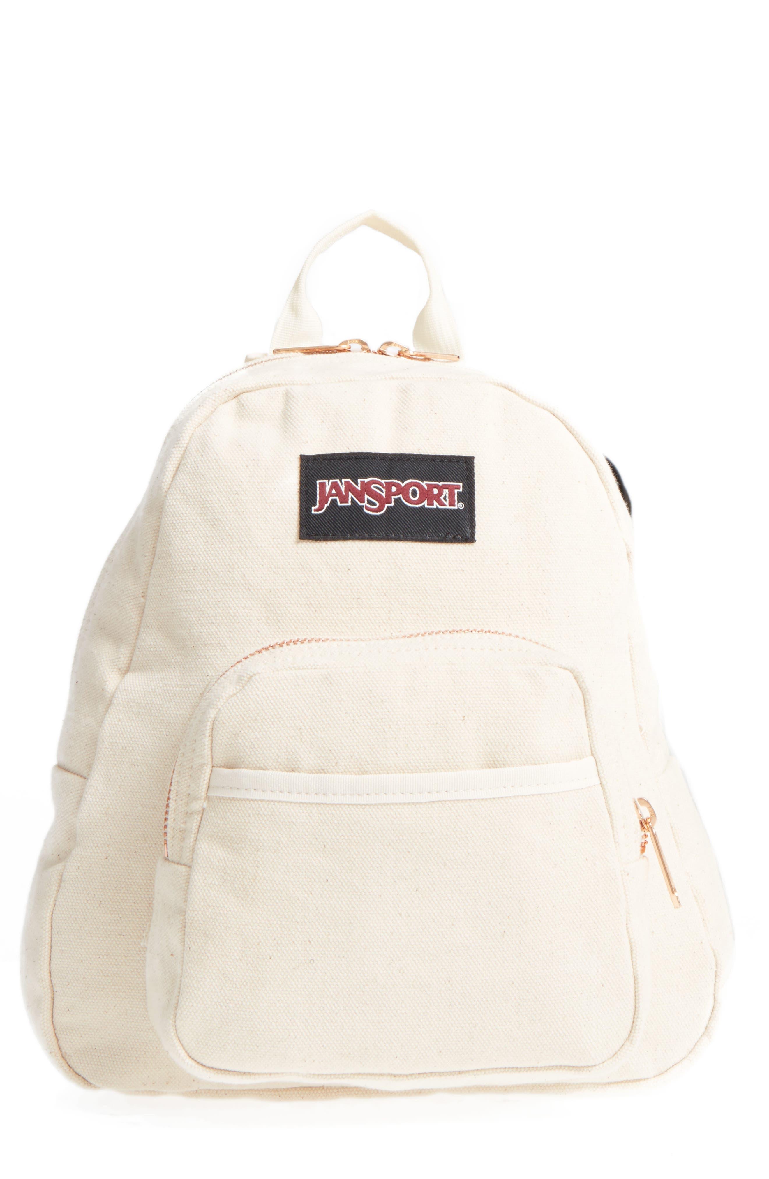 Half Pint Backpack,                         Main,                         color, Rose Gold