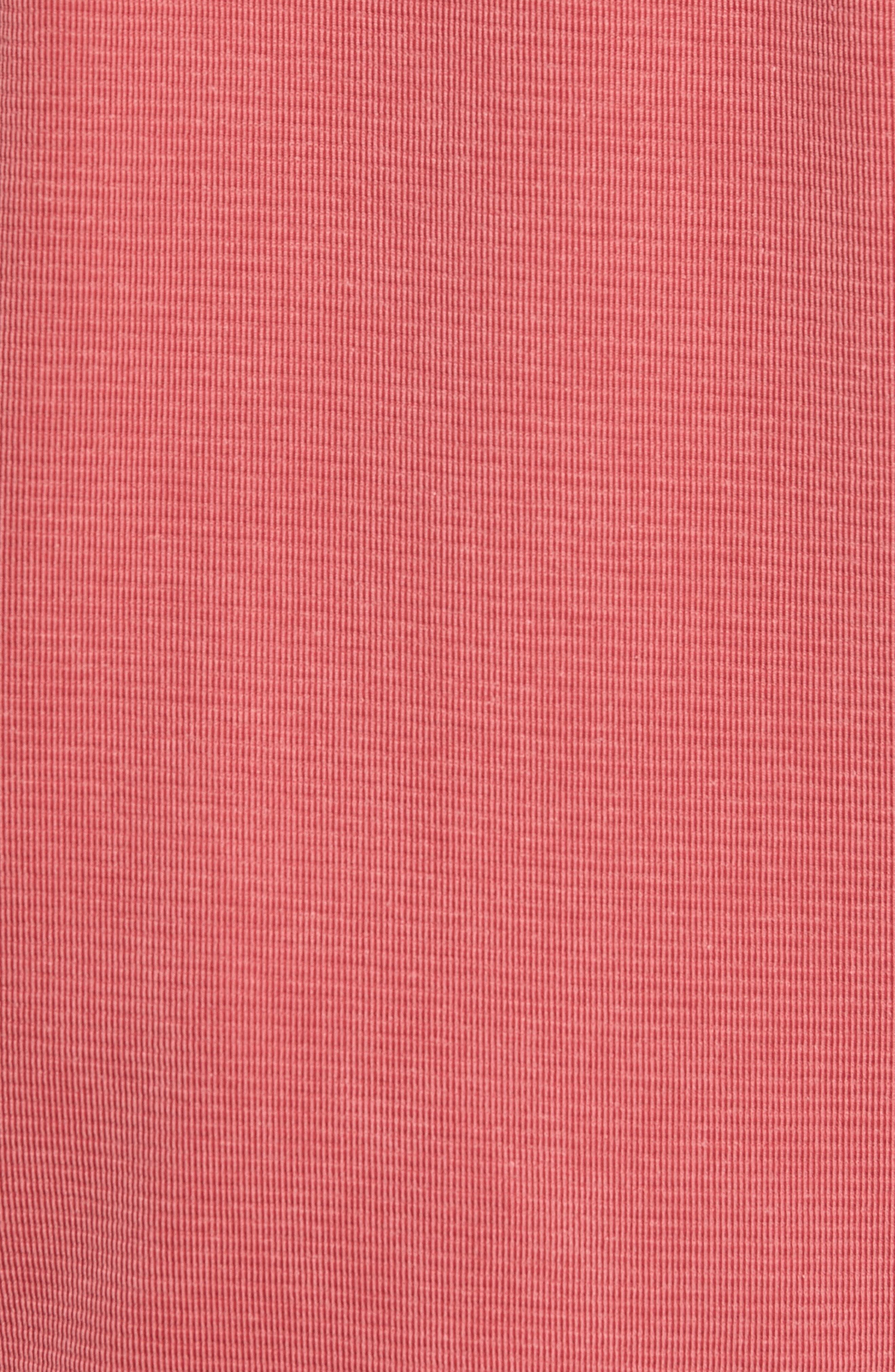 Alternate Image 5  - Bugatchi Short Sleeve Polynosic Polo