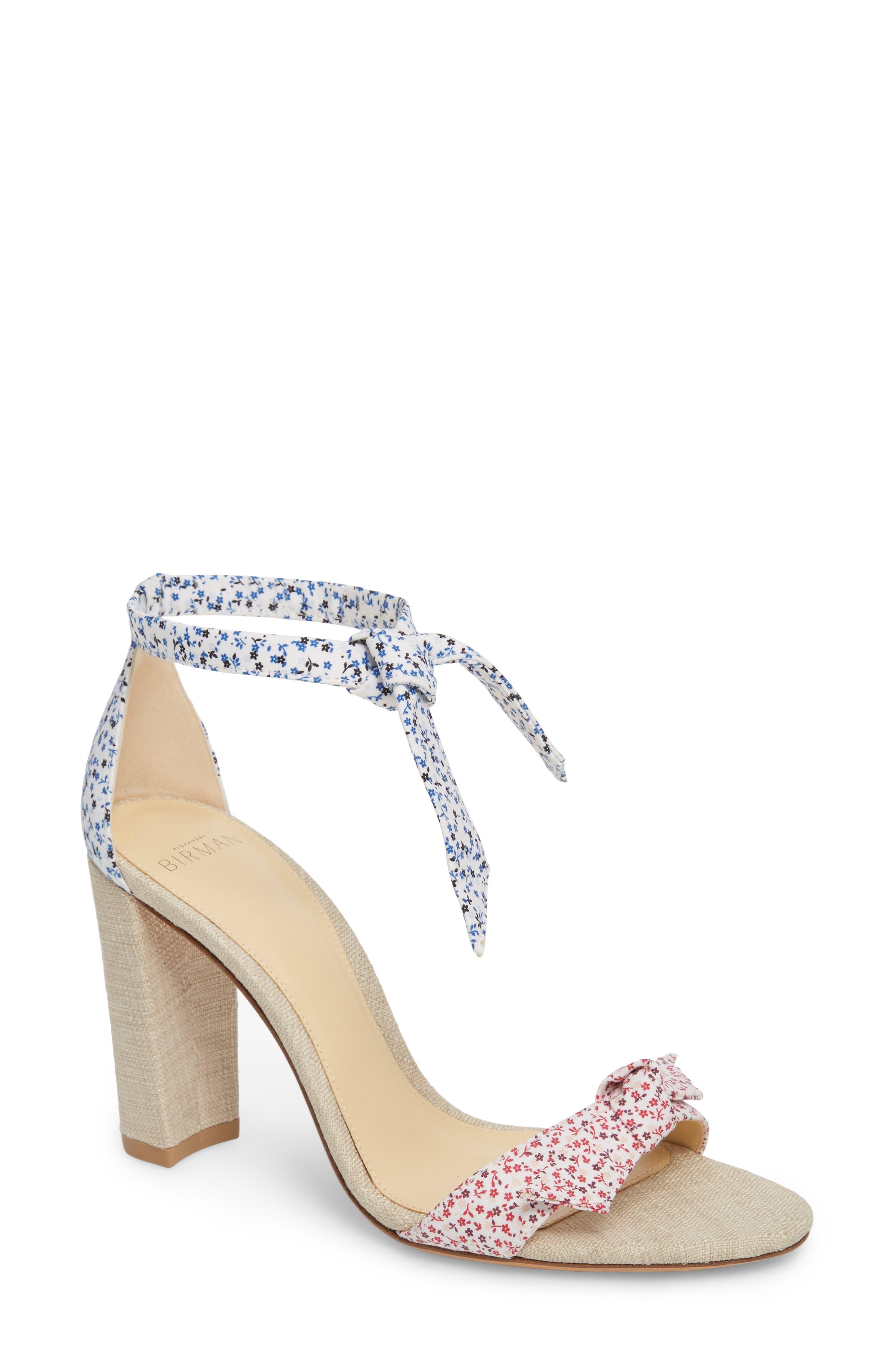 Alexandre Birman Clarita Knotted Sandal (Women)