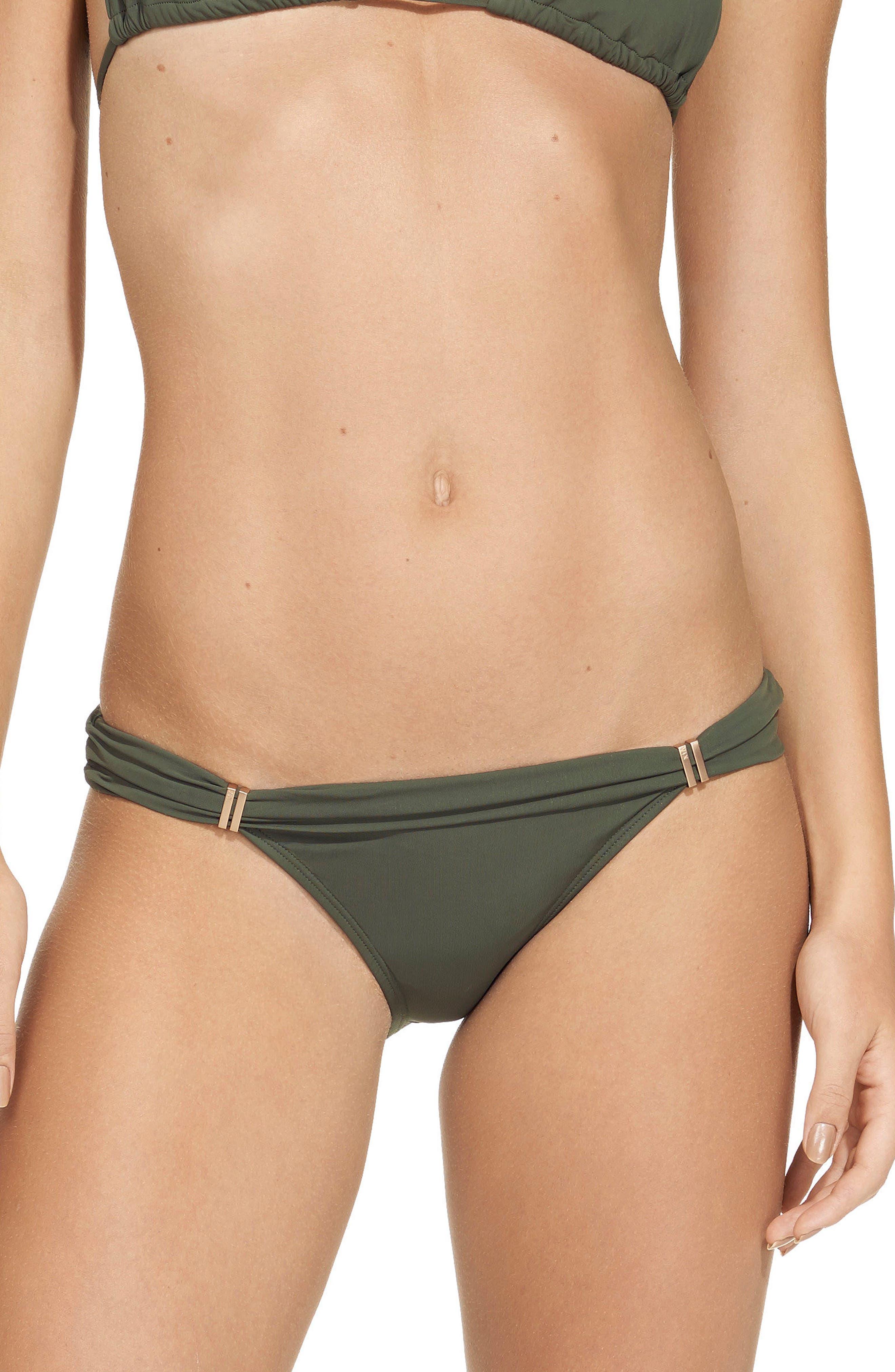 Bia Bikini Bottoms,                         Main,                         color, Military