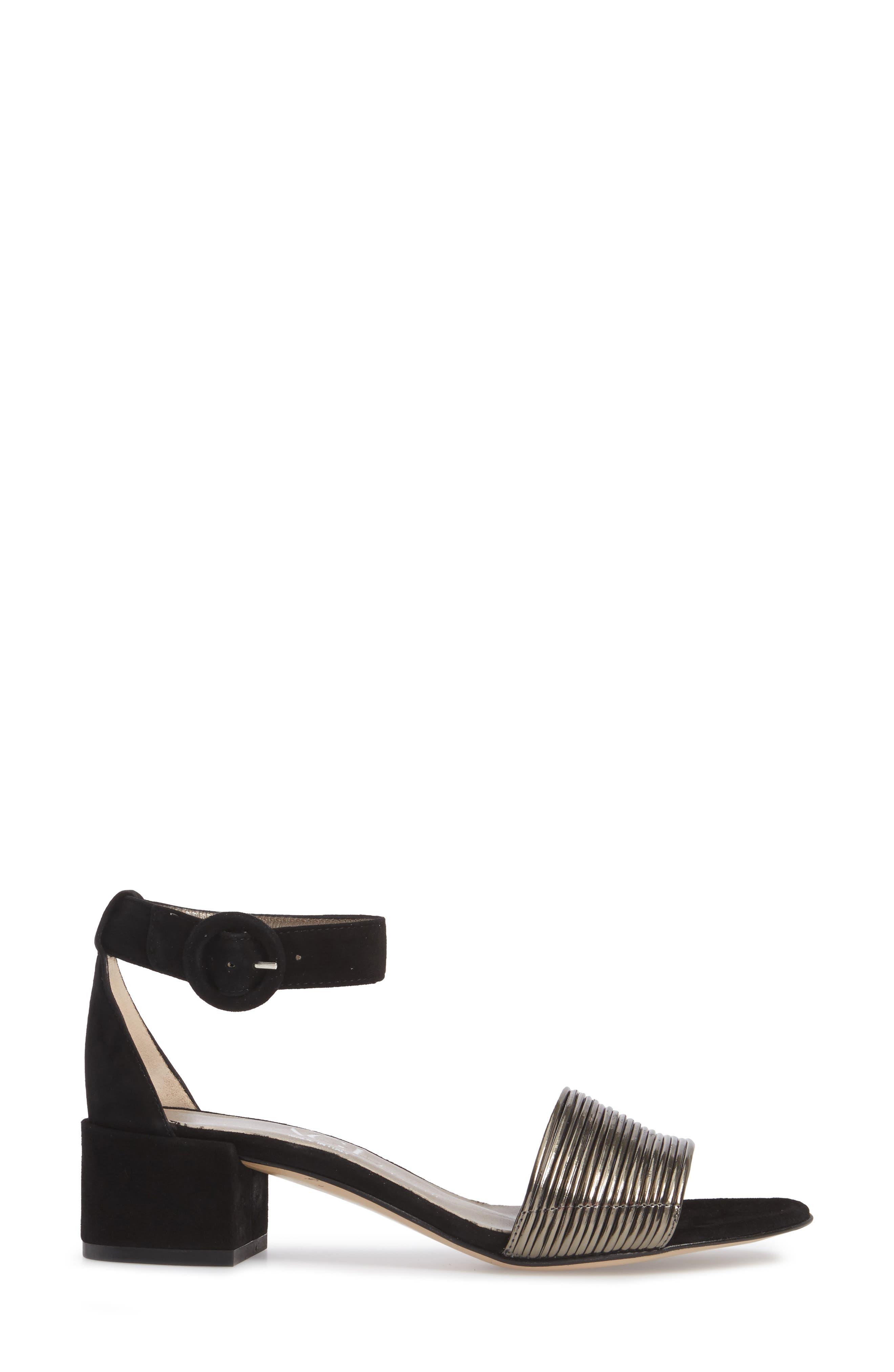 Alternate Image 3  - AGL Ankle Strap Sandal (Women)