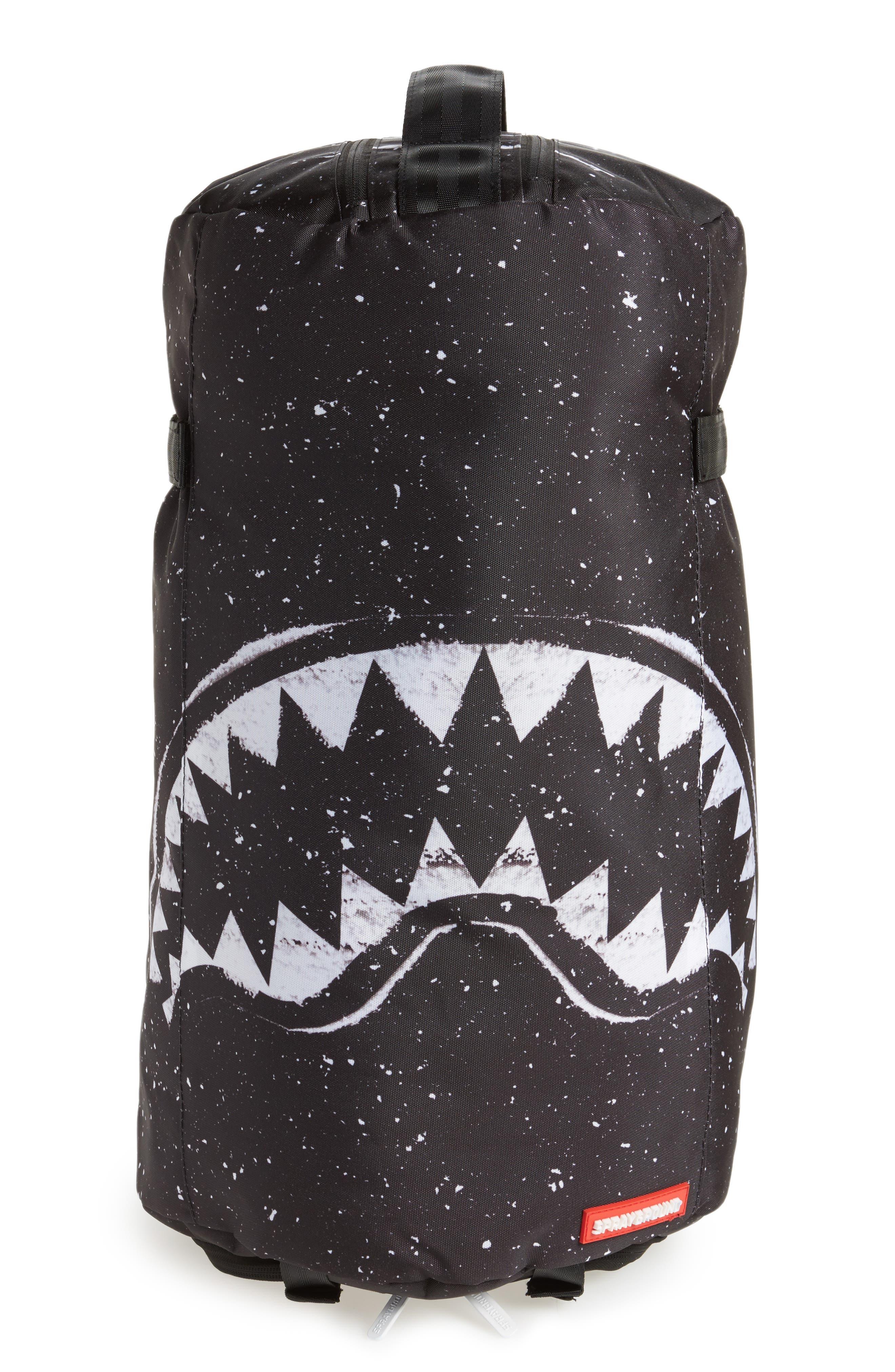 Party Shark Duffpack,                             Main thumbnail 1, color,                             Black Combo
