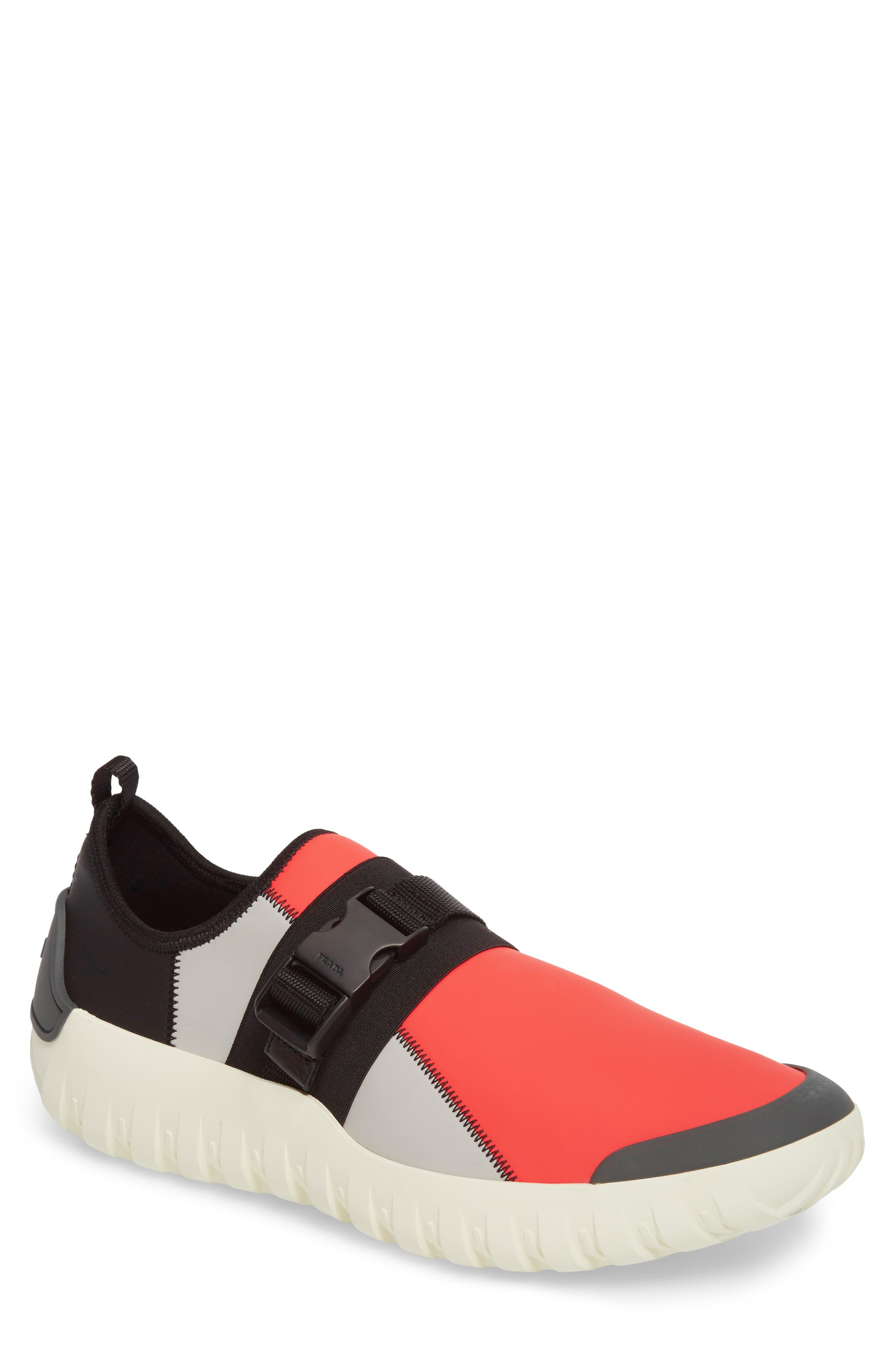 Linea Rossa Slip-On,                         Main,                         color, Arancio Orange