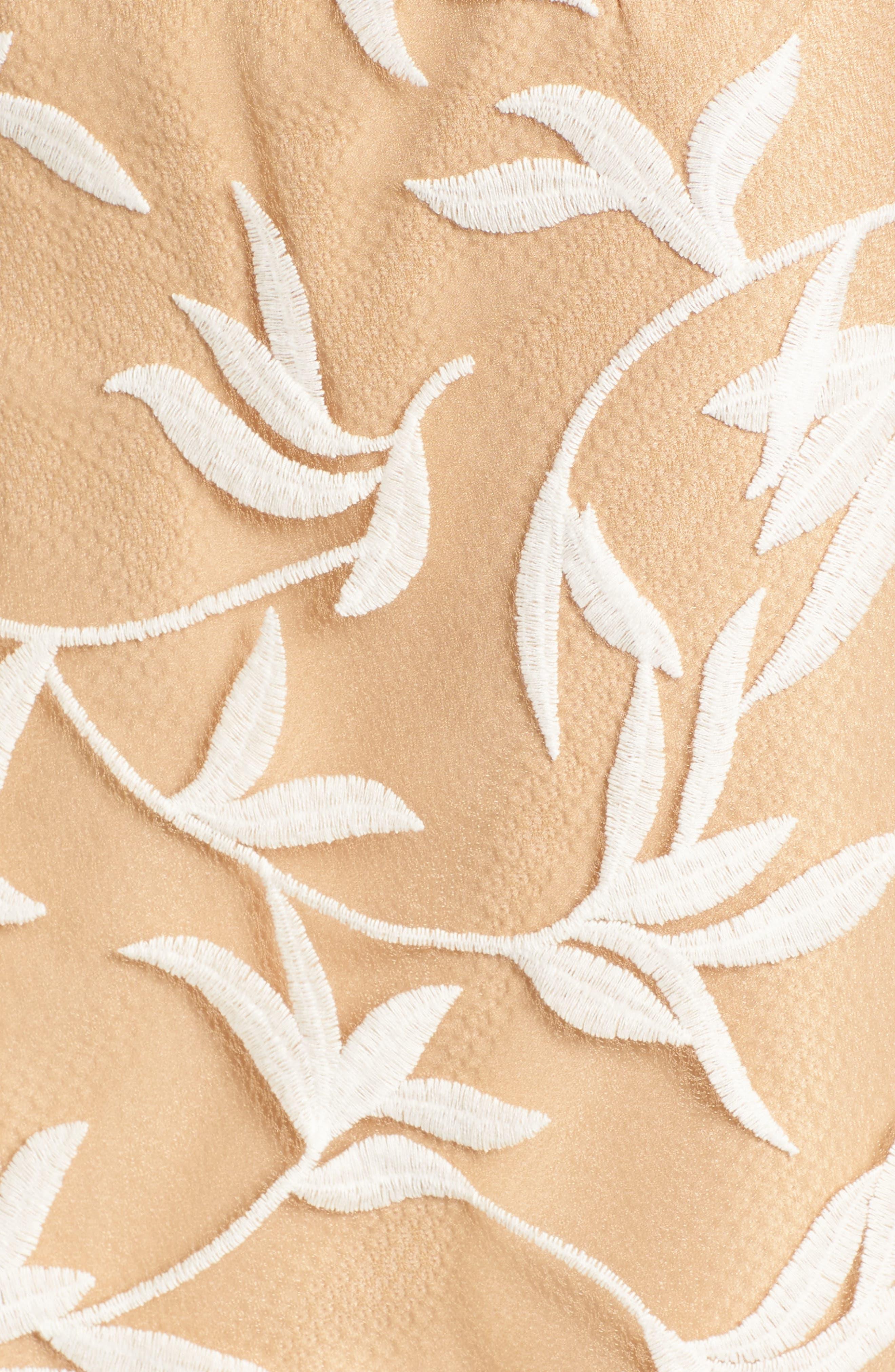 Alternate Image 5  - Keepsake the Label Fast Lanes Midi Dress