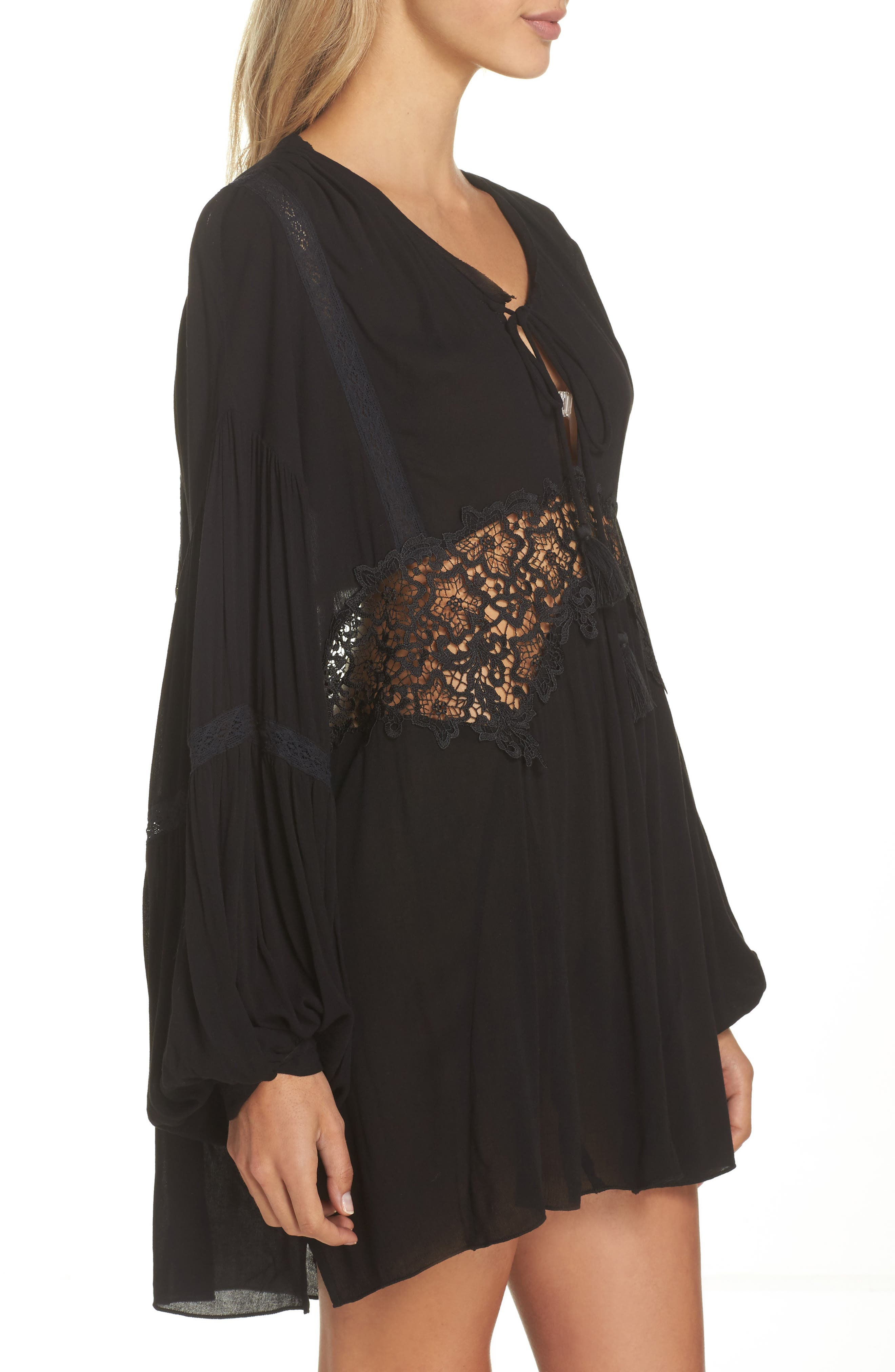 Alternate Image 3  - Free People Intimately FP Sleepin' 'n' Dreamin' Lace Inset Top