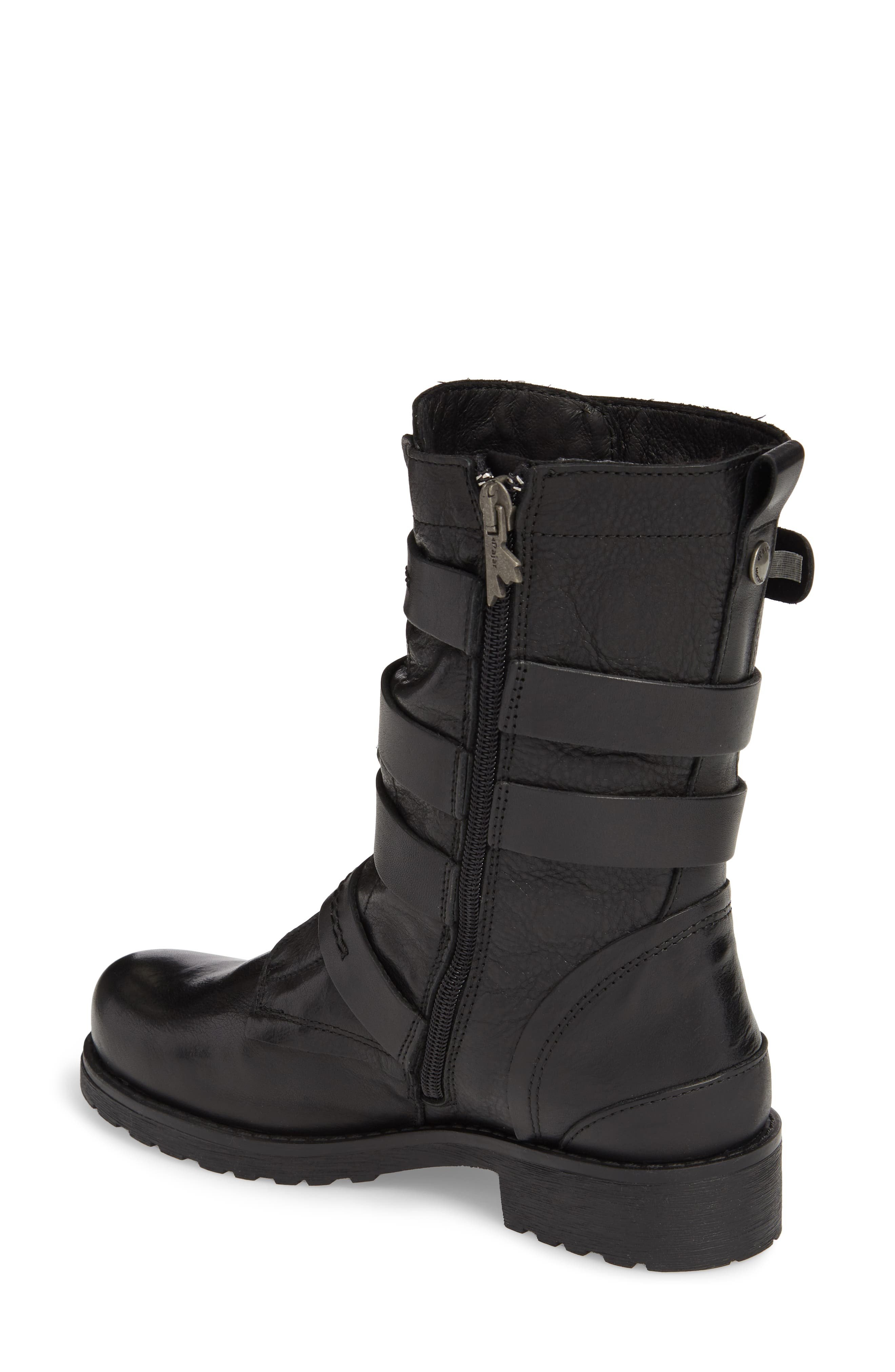Alternate Image 2  - Pajar Latias Waterproof Moto Boot (Women)