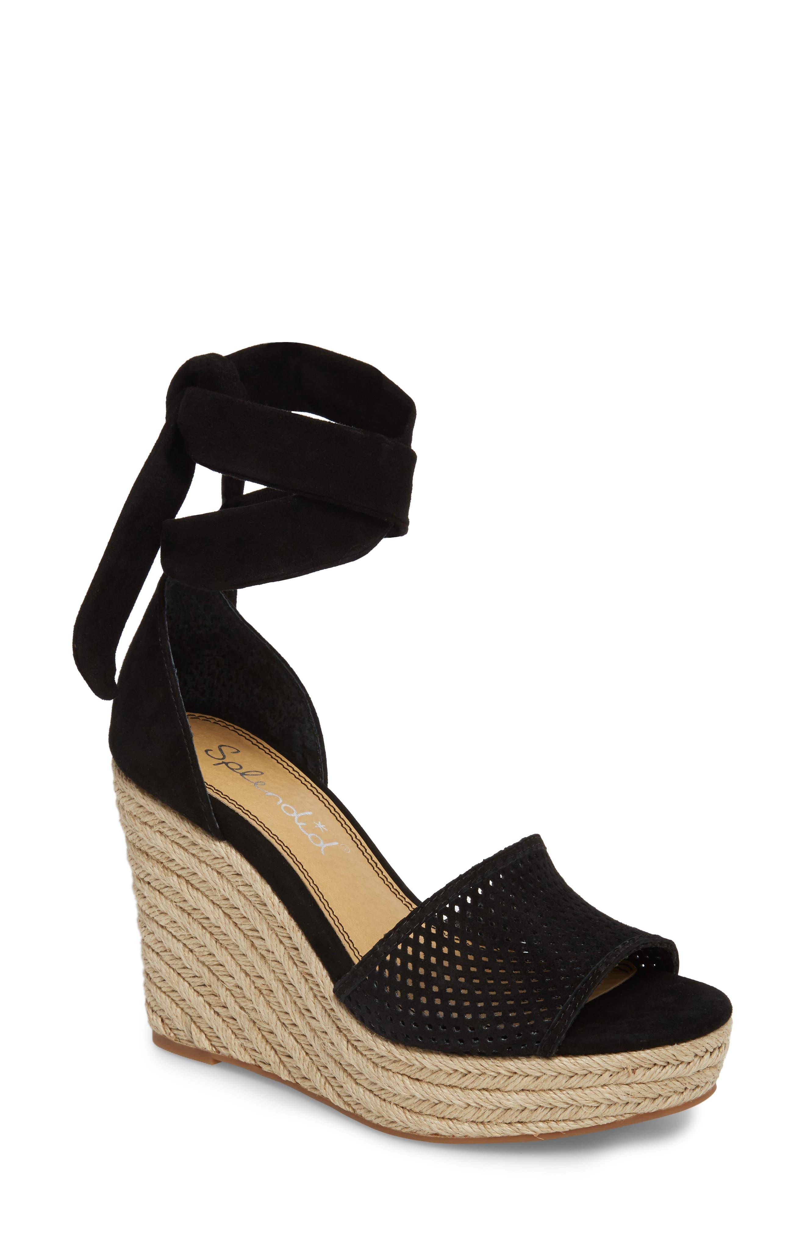 Splendid Bentley Espadrille Wedge Sandal (Women)