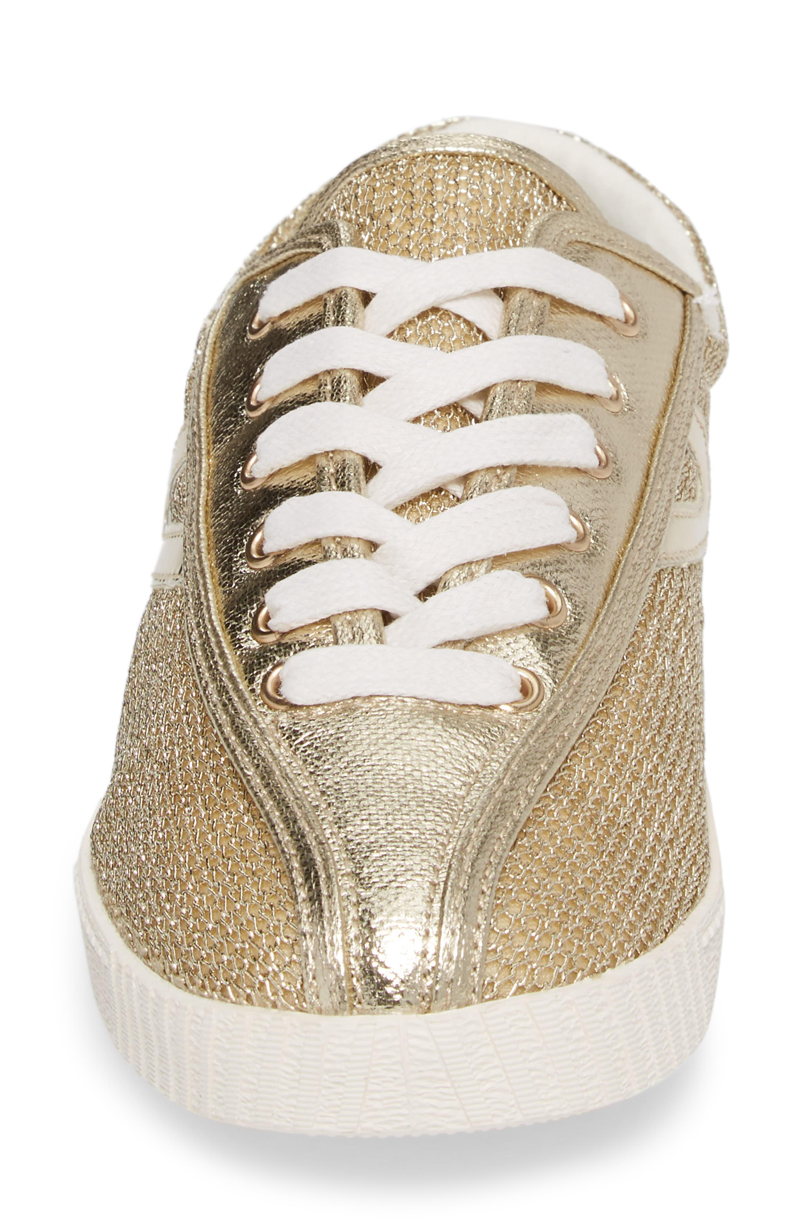 Alternate Image 4  - Tretorn Nylite Plus Sneaker (Women)