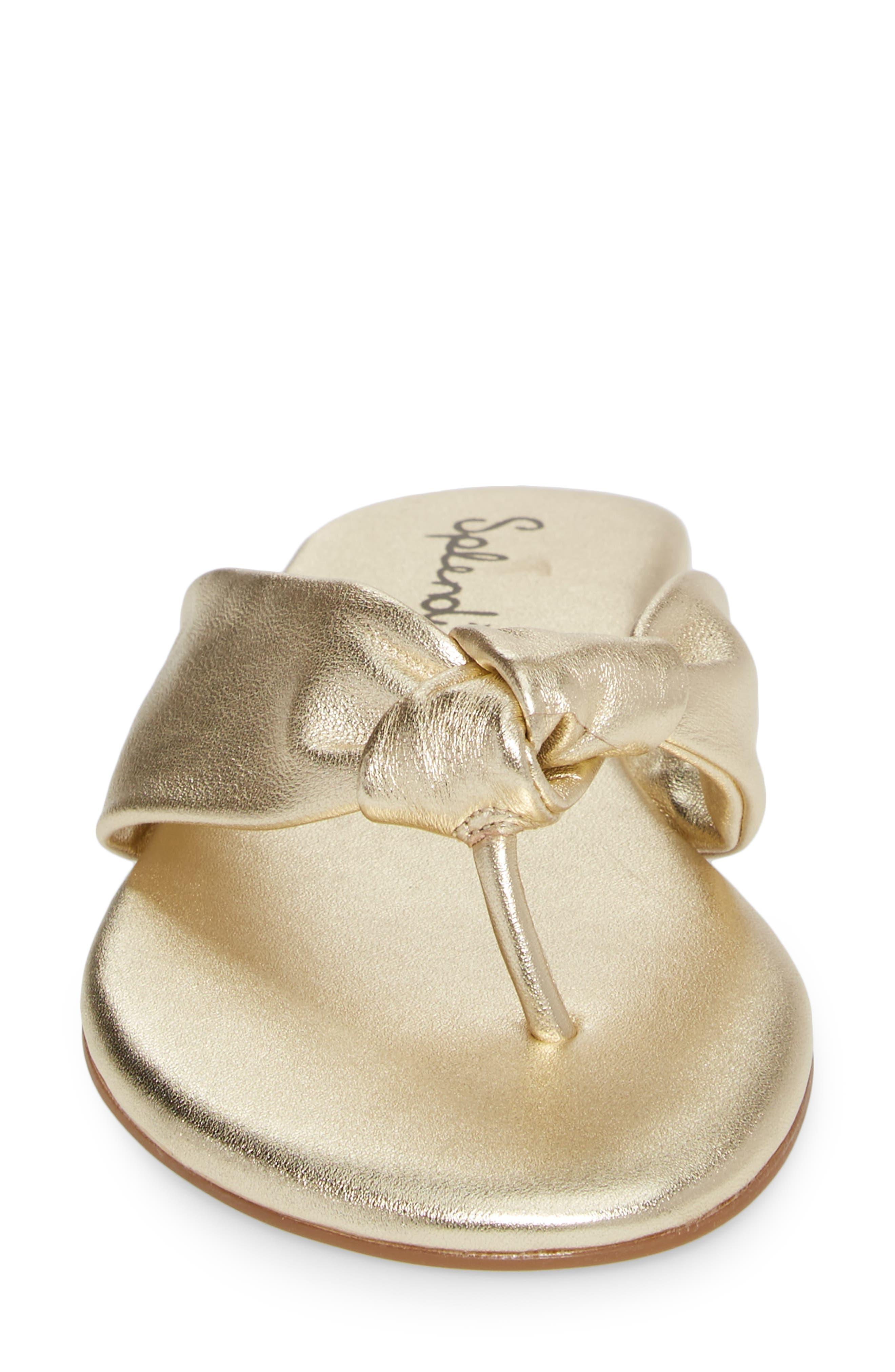 Alternate Image 4  - Splendid Bridgette Knotted Flip Flop (Women)