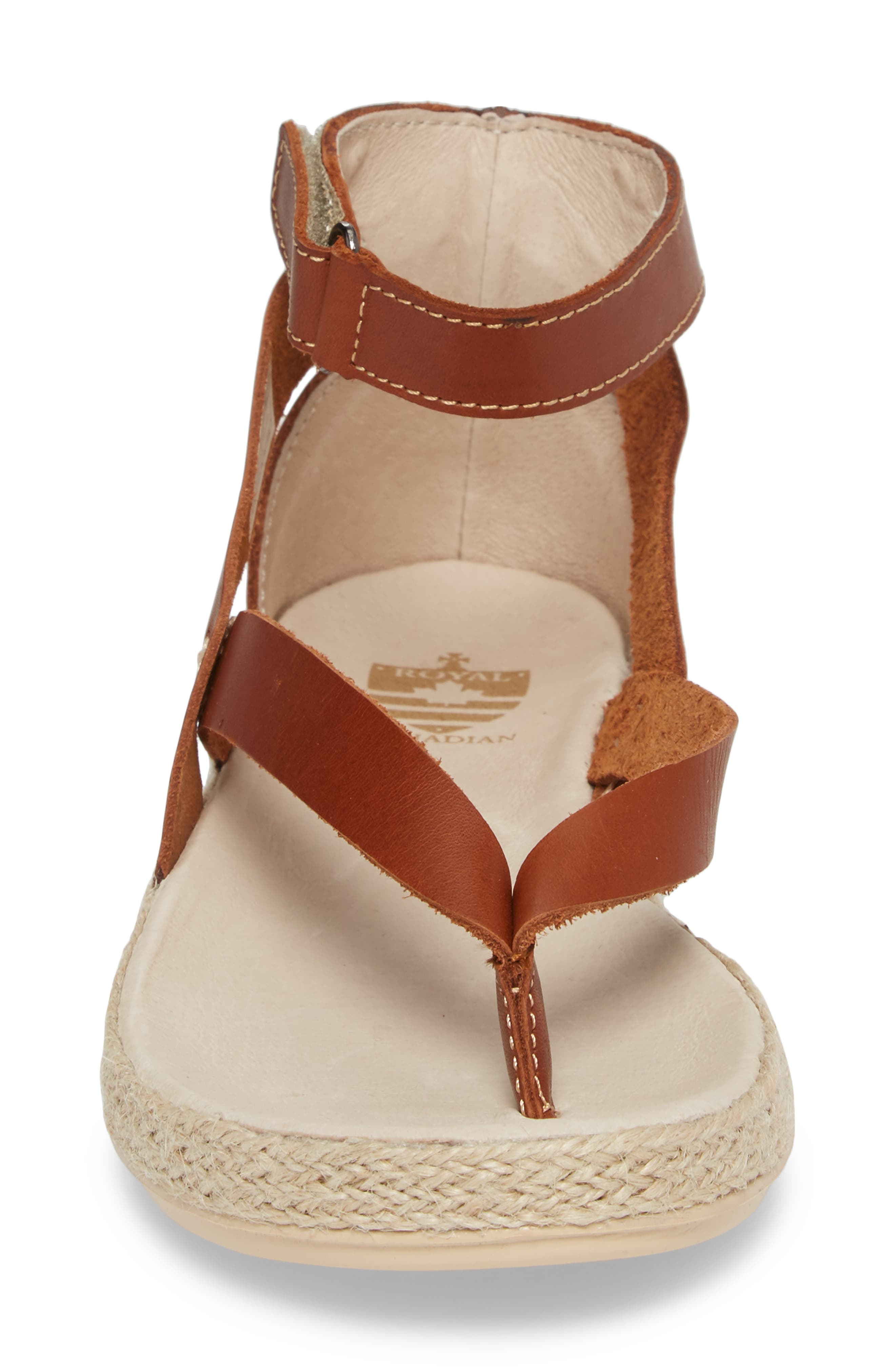 Alternate Image 4  - Royal Canadian Peace River Sandal (Women)