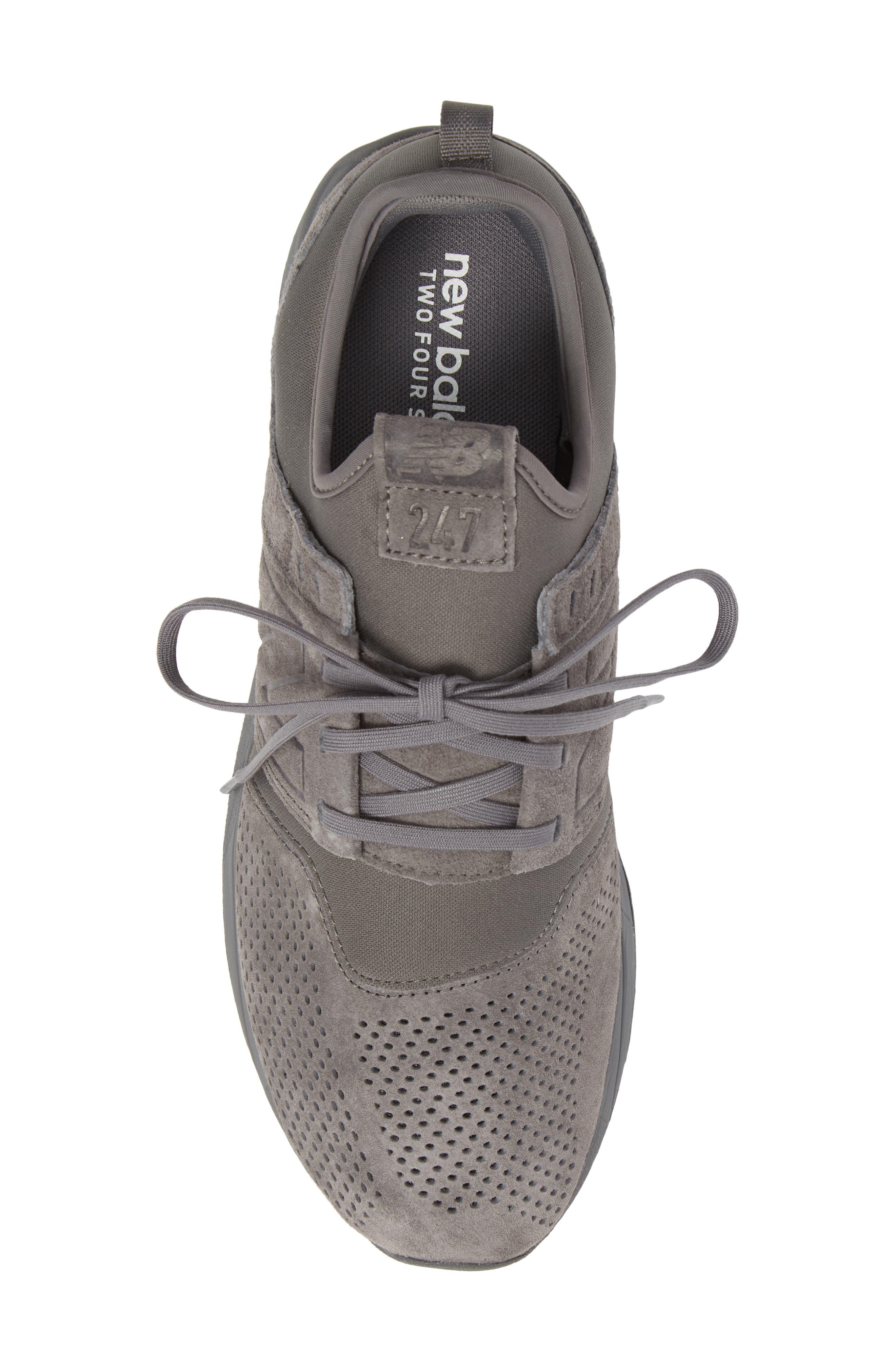 MRL247 Sneaker,                             Alternate thumbnail 5, color,                             Grey