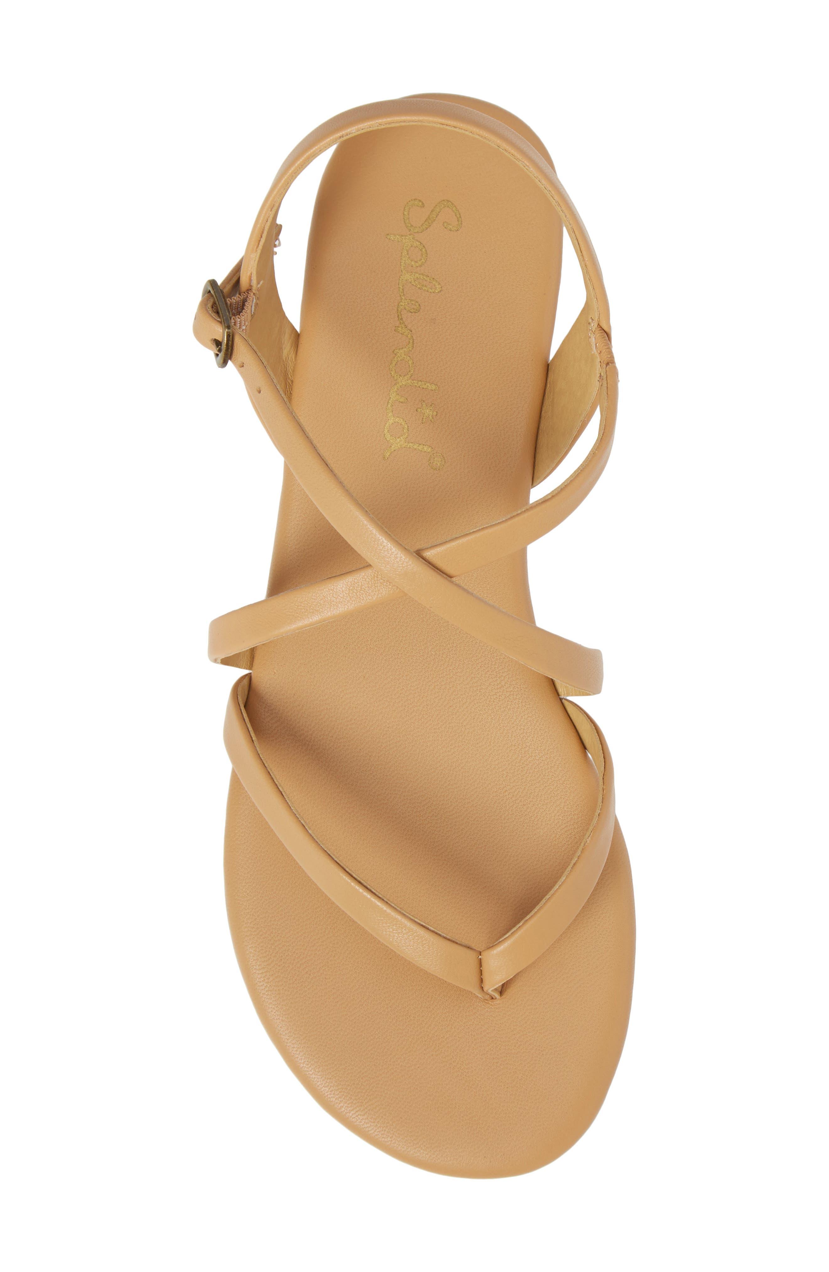 Alternate Image 5  - Splendid Brett Strappy Flat Sandal (Women)