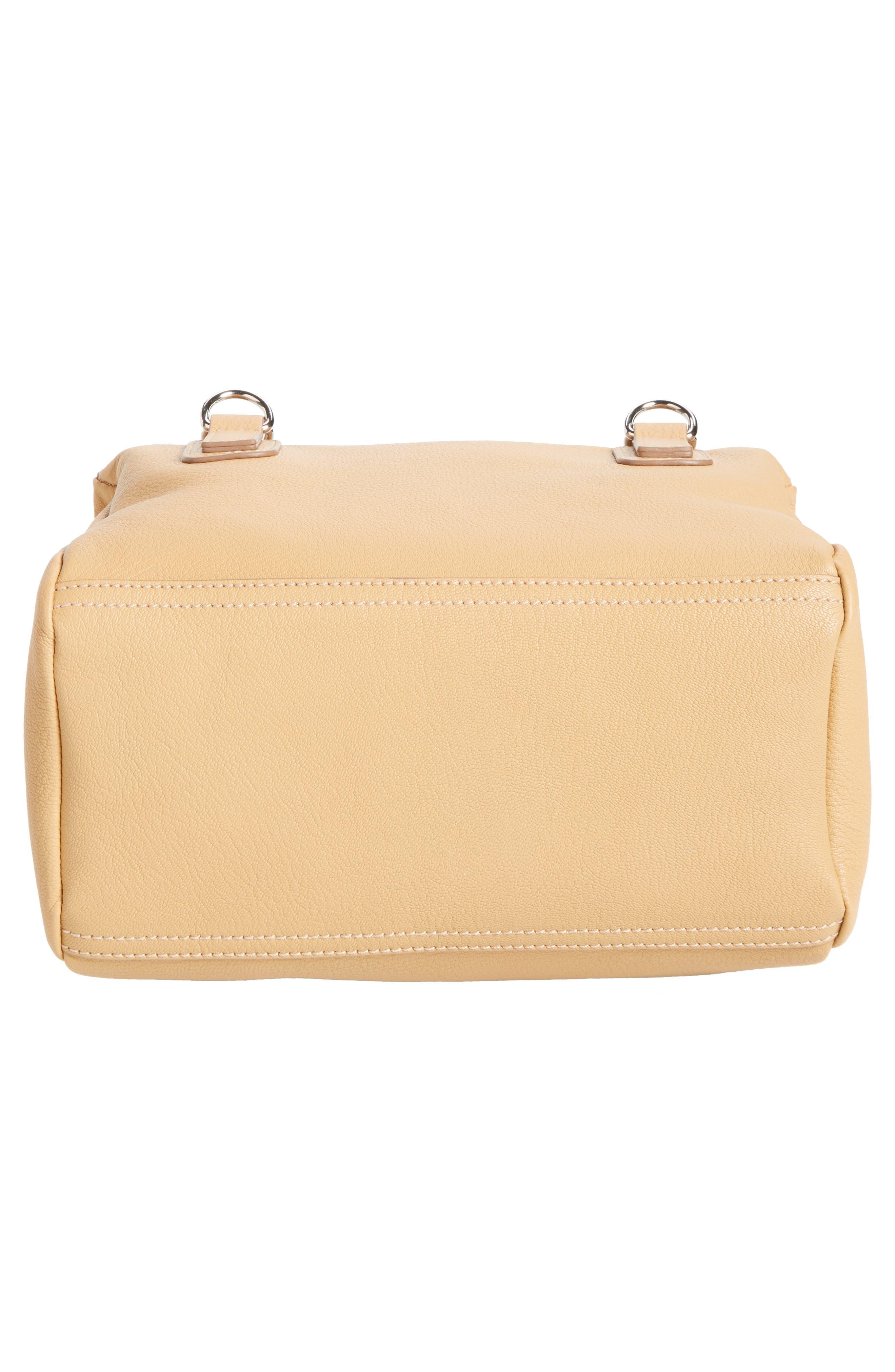 Alternate Image 6  - Givenchy 'Small Pandora' Leather Satchel