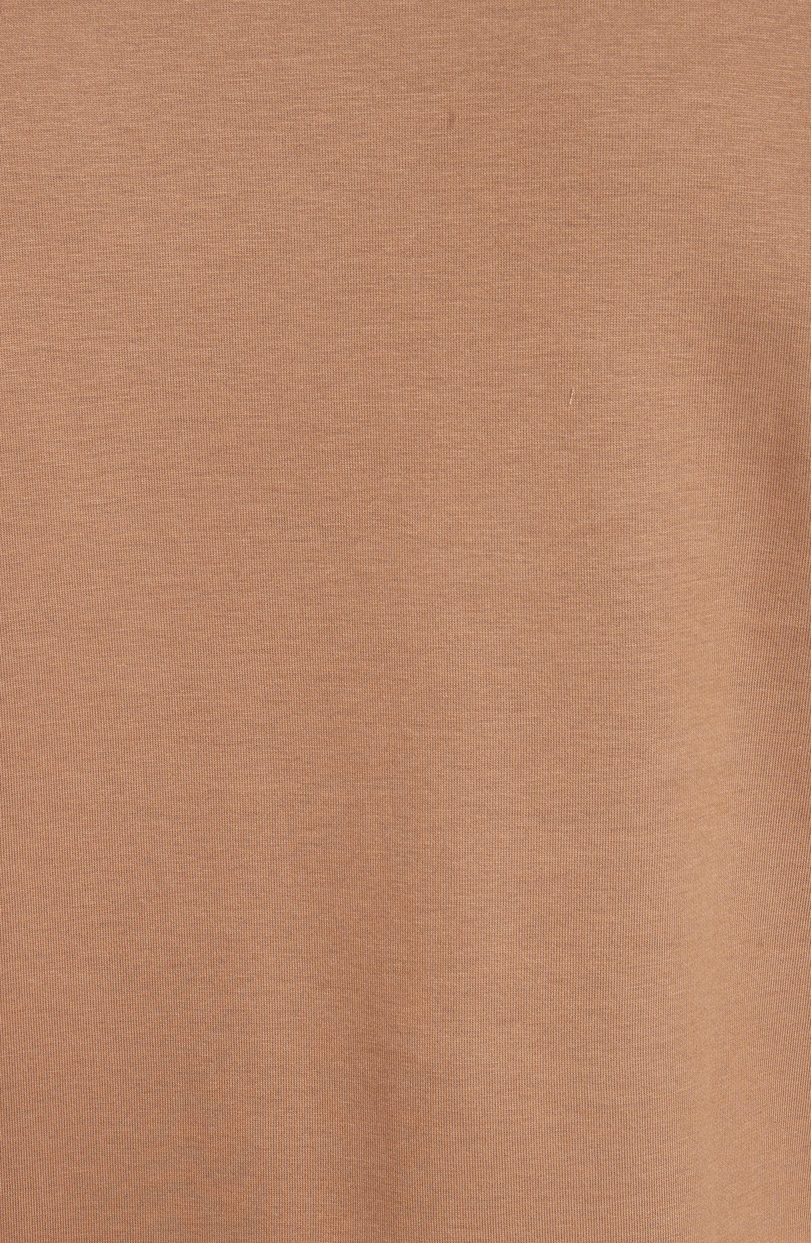 Ketel Dry Mercerized Crewneck Sweatshirt,                             Alternate thumbnail 5, color,                             Light Sand