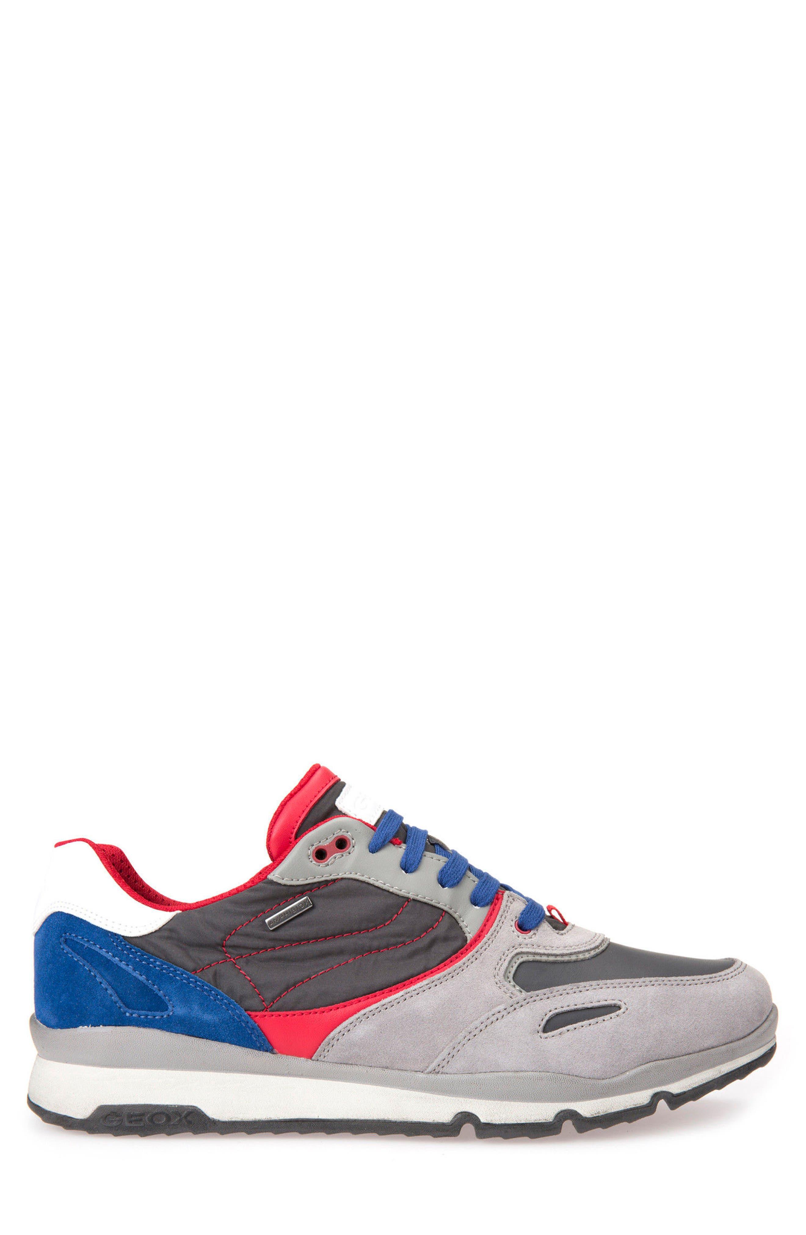 Alternate Image 3  - Geox Sandro ABX Ambphibiox Waterproof Sneaker (Men)