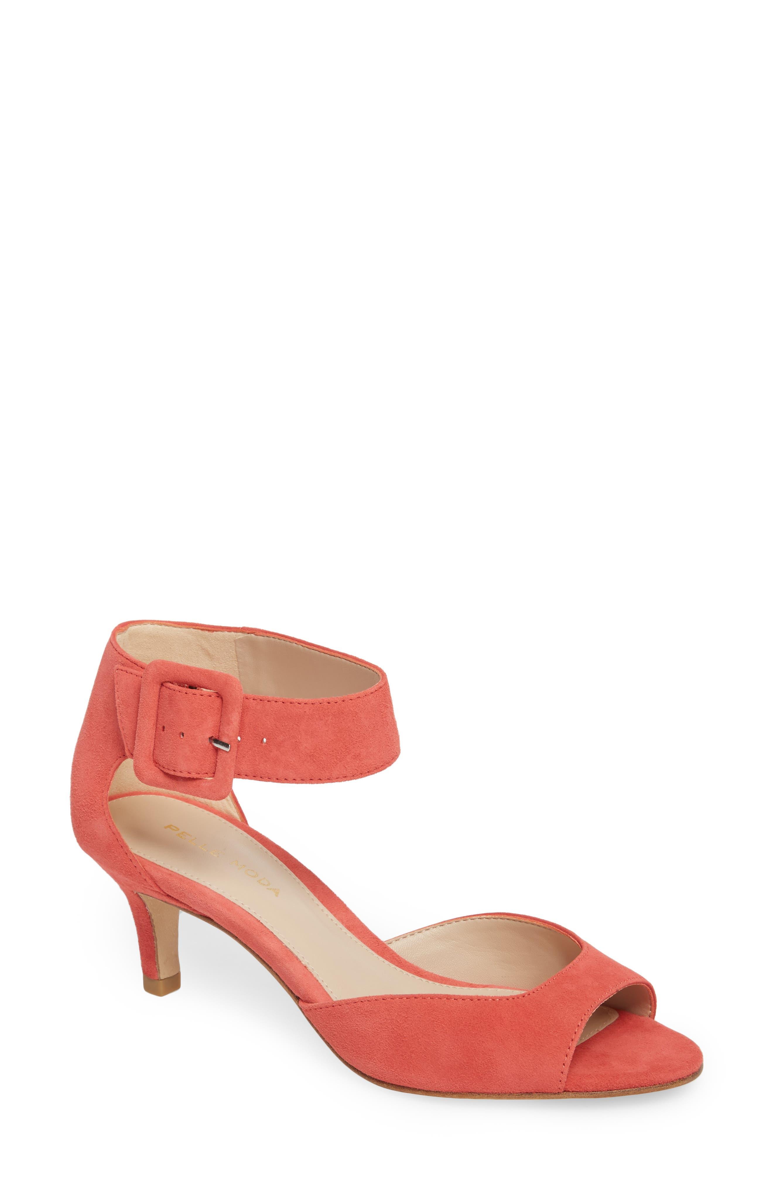 Pelle Moda 'Berlin' Ankle Strap Sandal (Women)