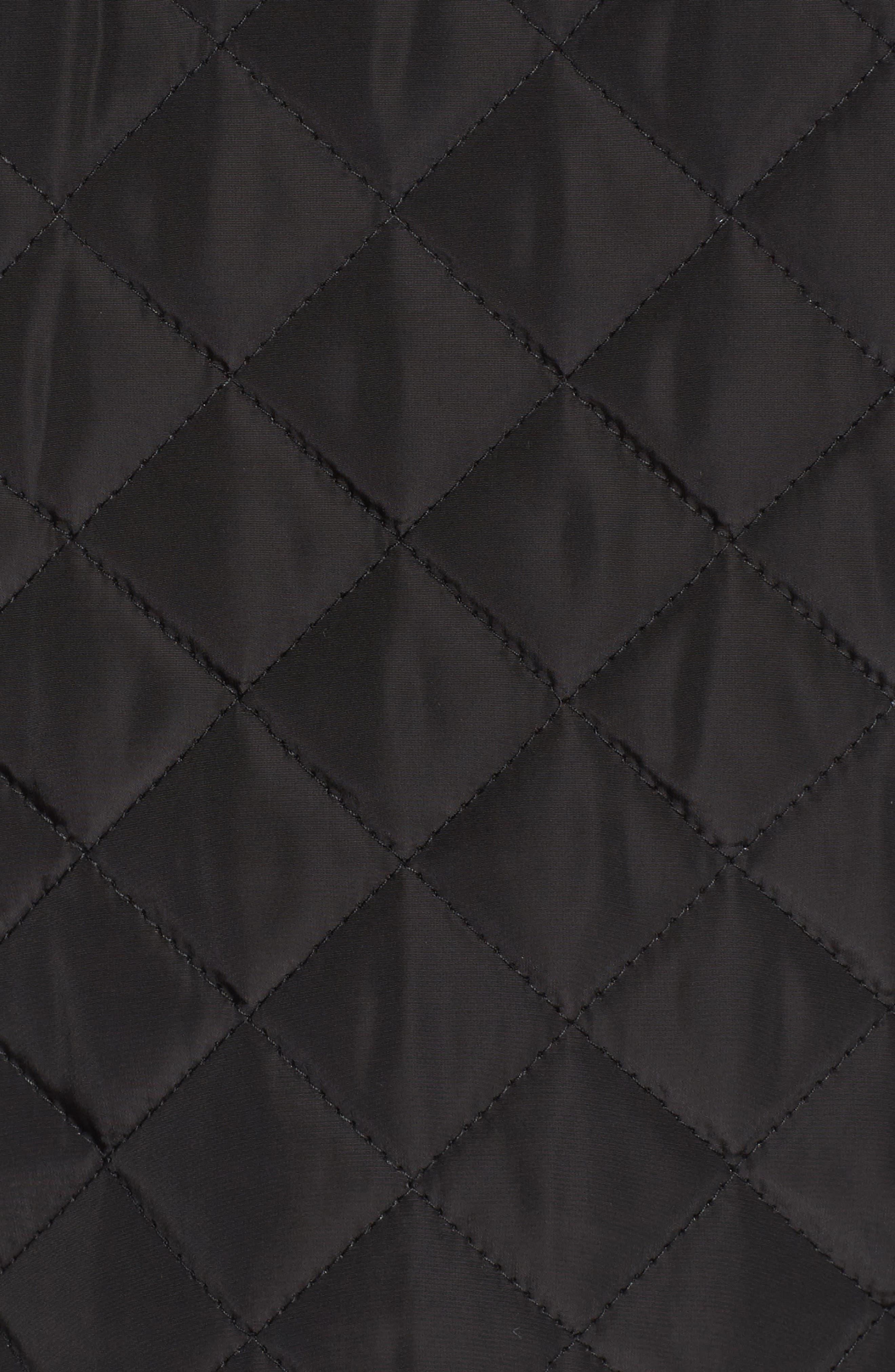 Alternate Image 5  - MICHAEL Michael Kors Diamond Quilted Vest (Regular & Petite)