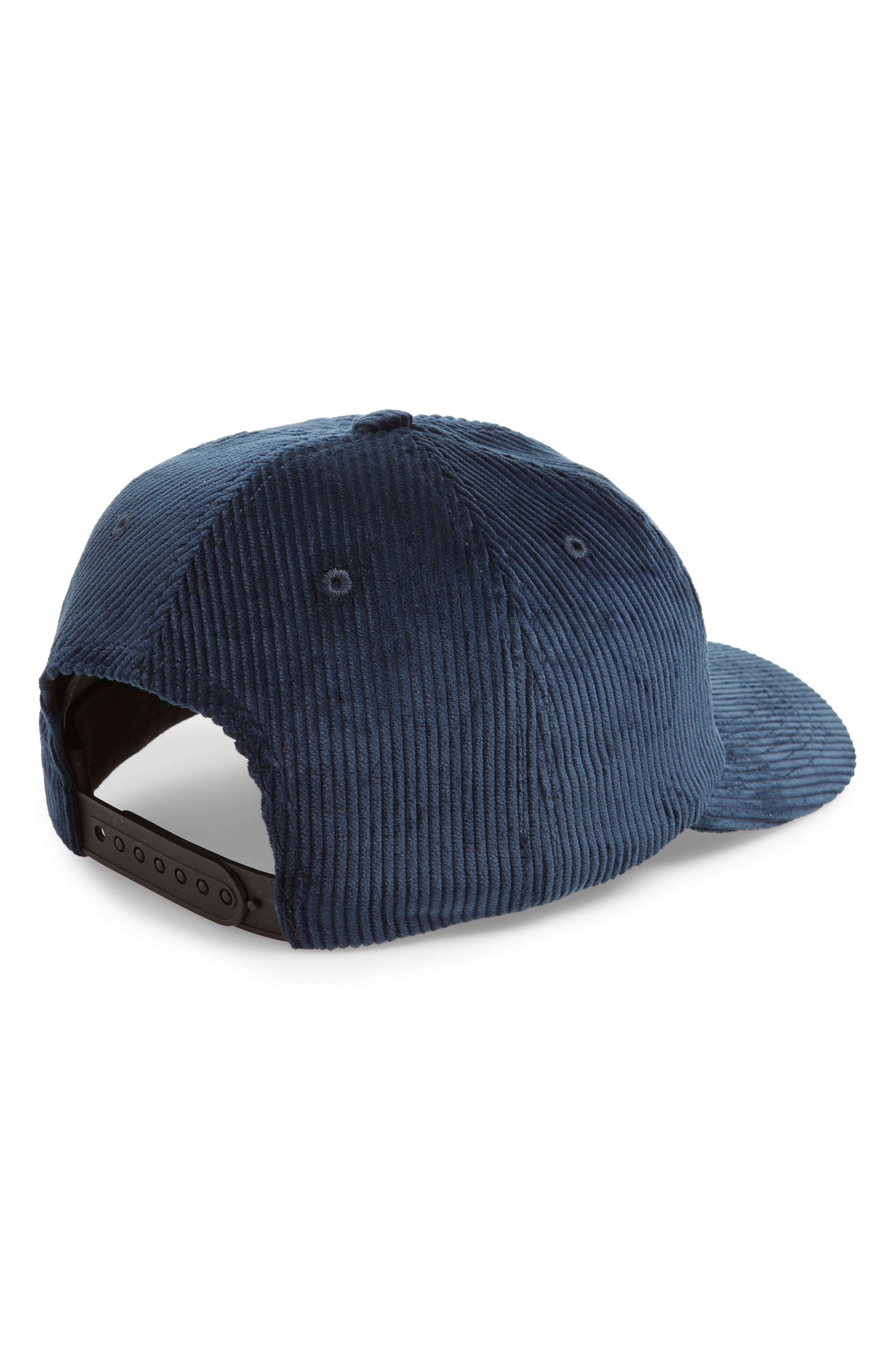 Alternate Image 2  - Norse Projects Corduroy Snapback Cap