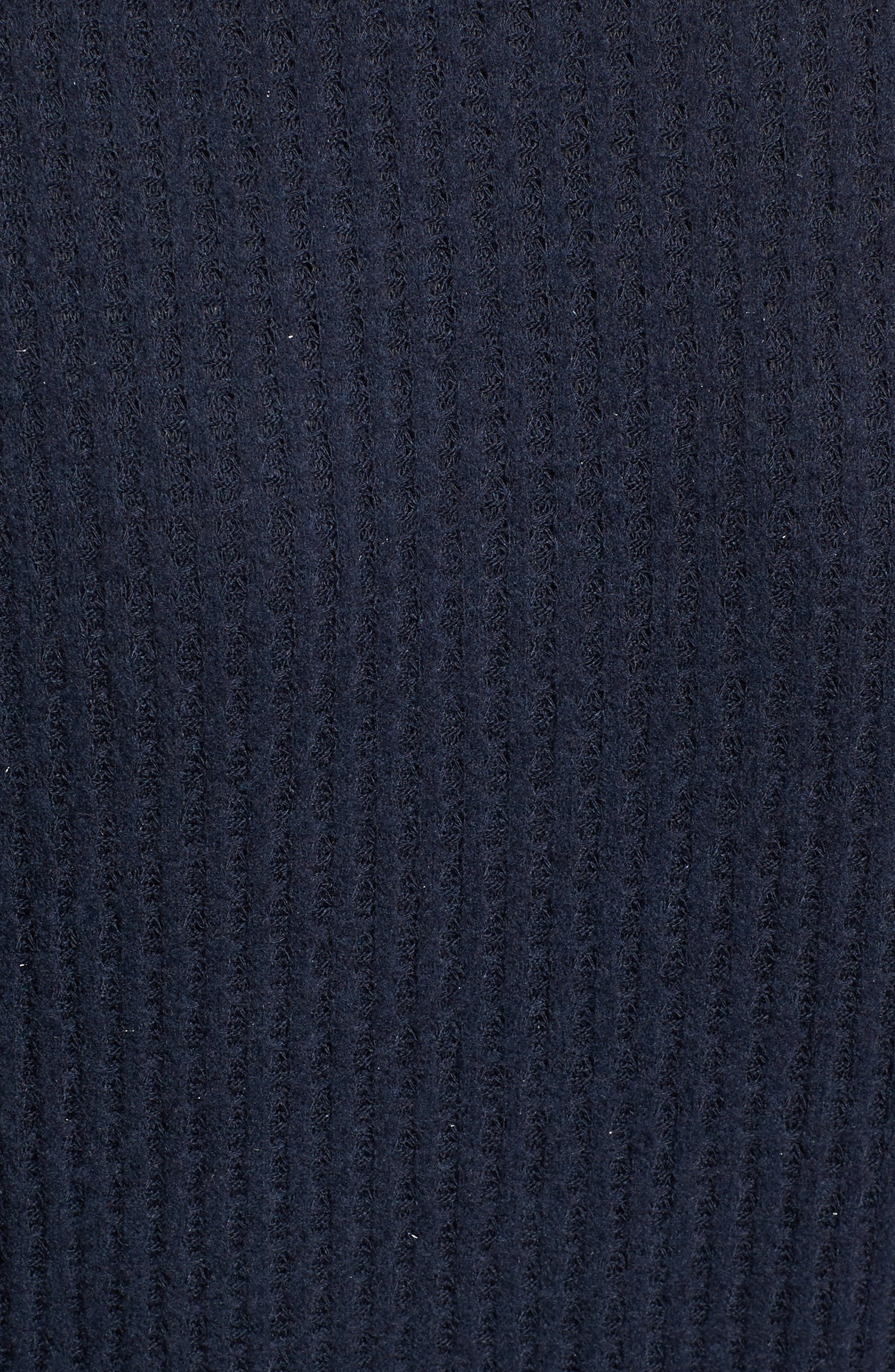 Wrap Sweater,                             Alternate thumbnail 5, color,                             Navy