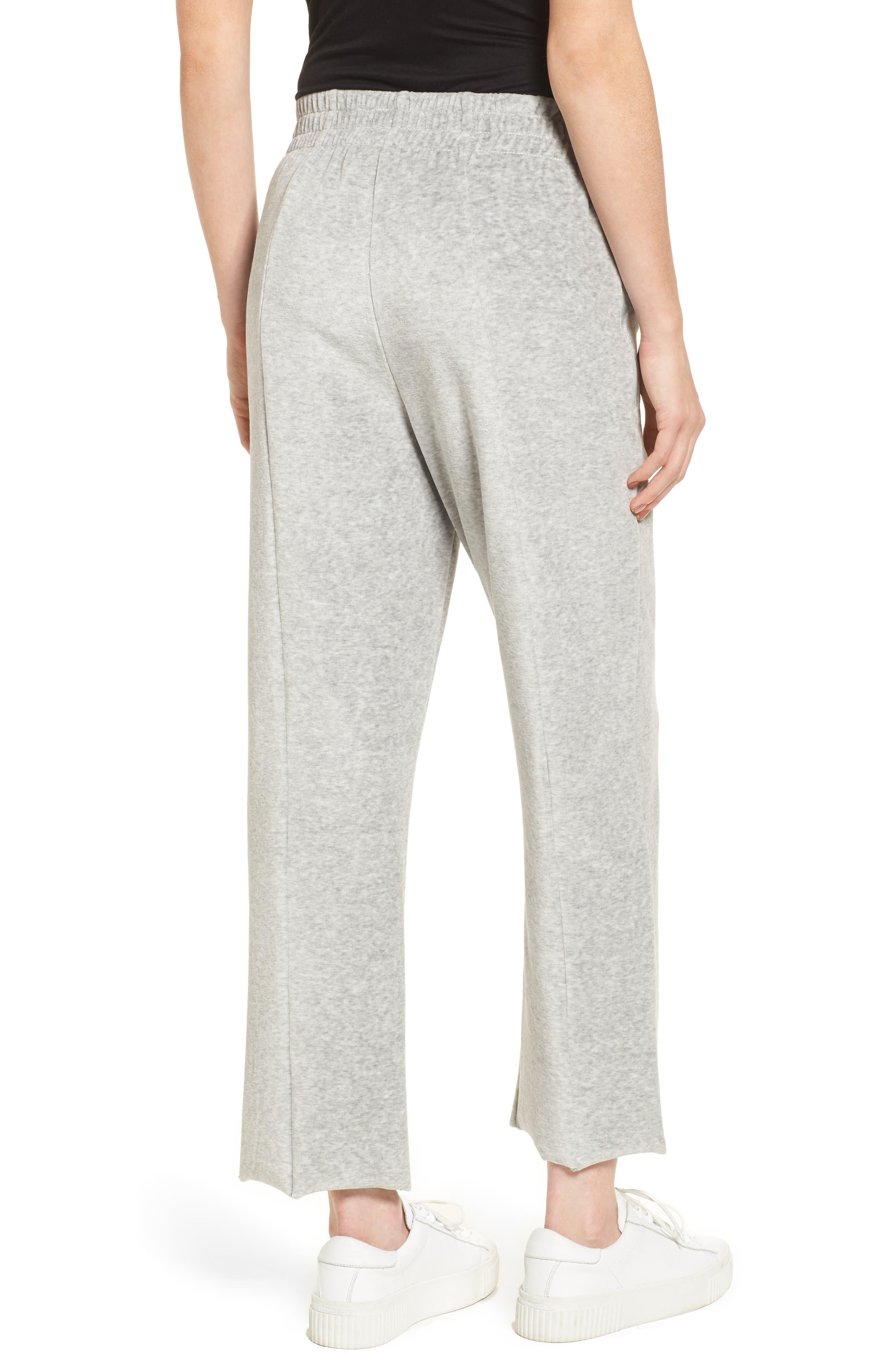 Alternate Image 2  - Good American Good Sweats The High Waist Sweatpants (Regular & Plus Size)