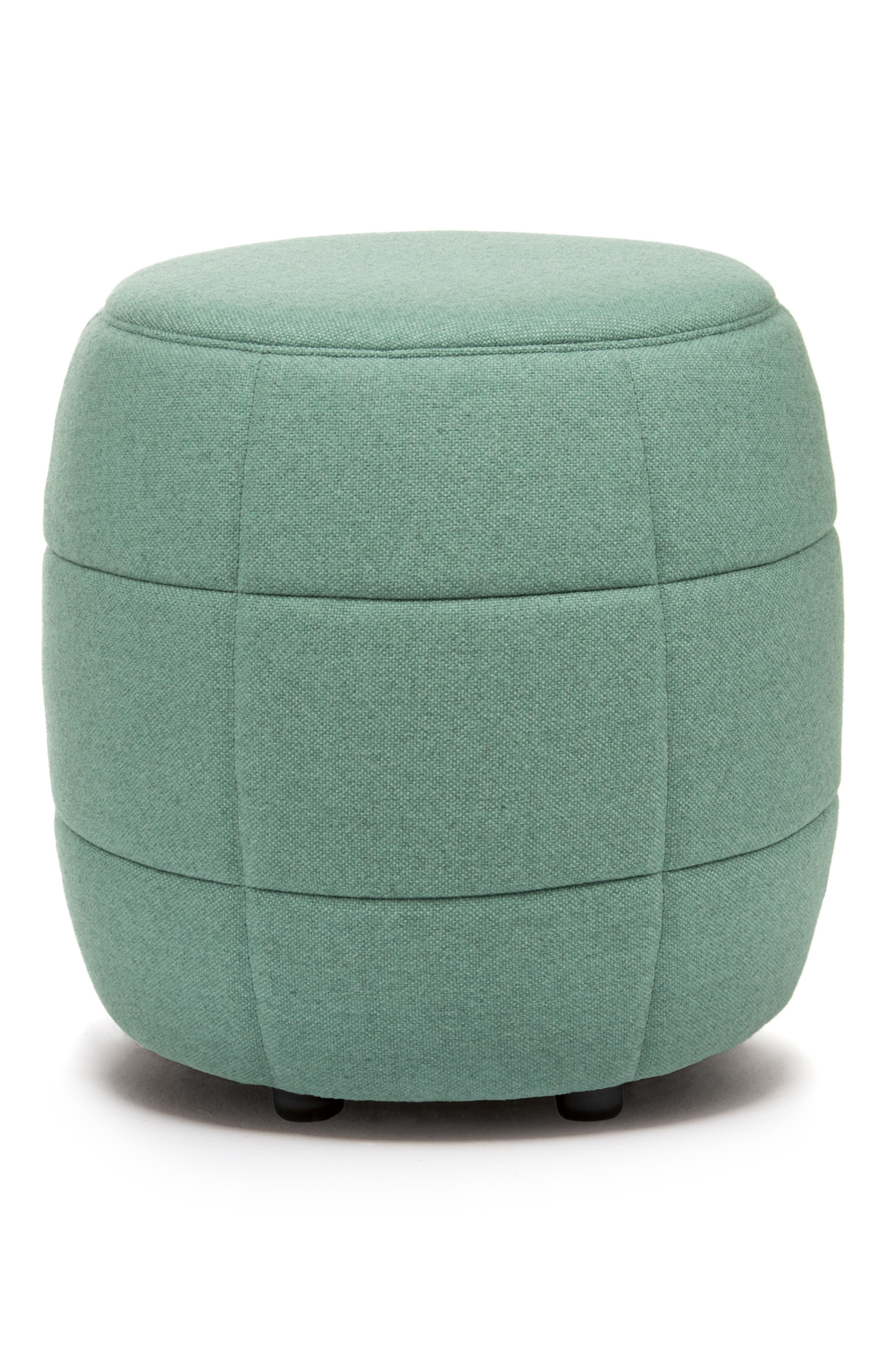 Design on Stock USA Barrell - Ploegwool Wool Stool