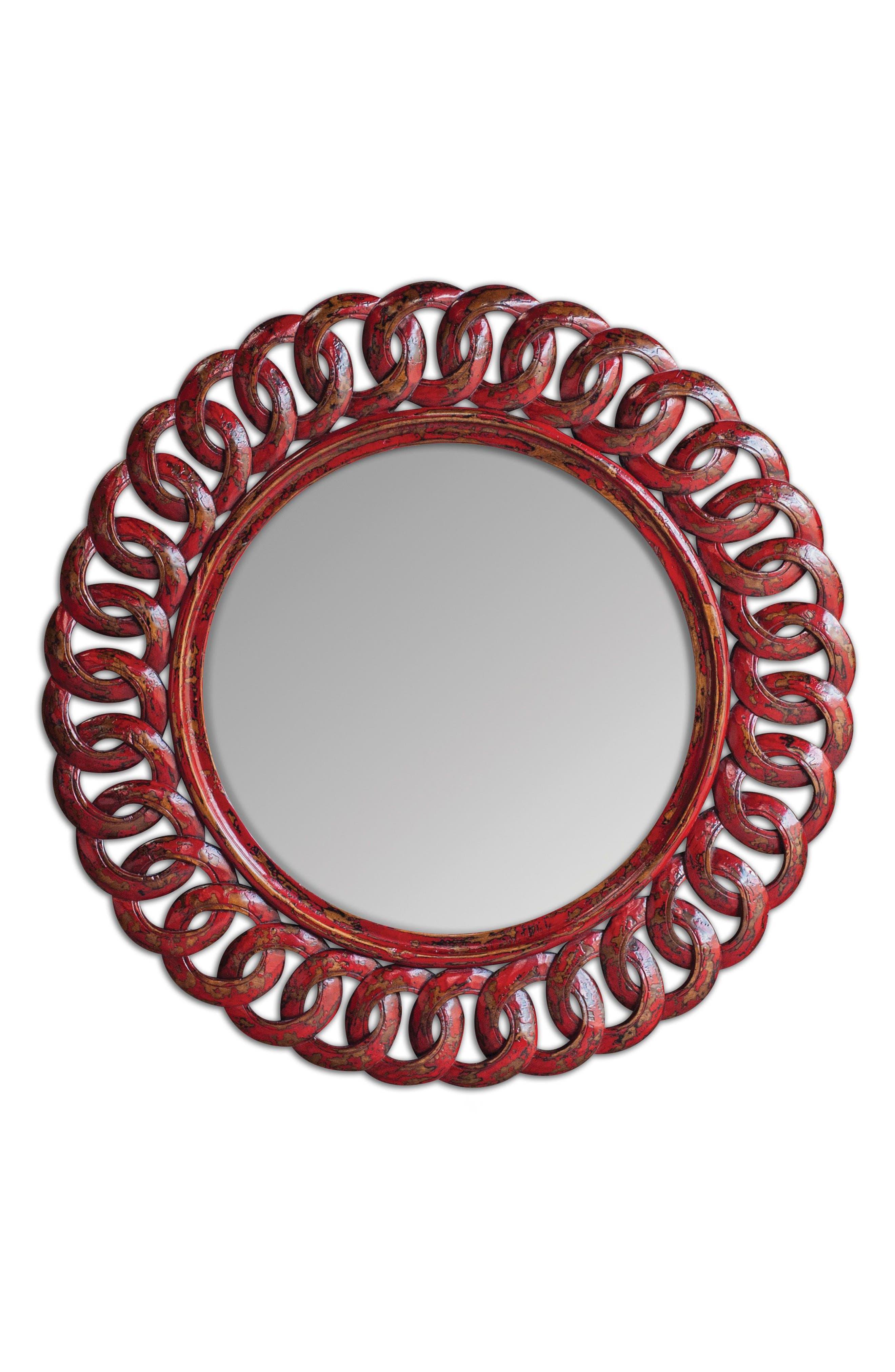 Uttermost Sassia Wall Mirror