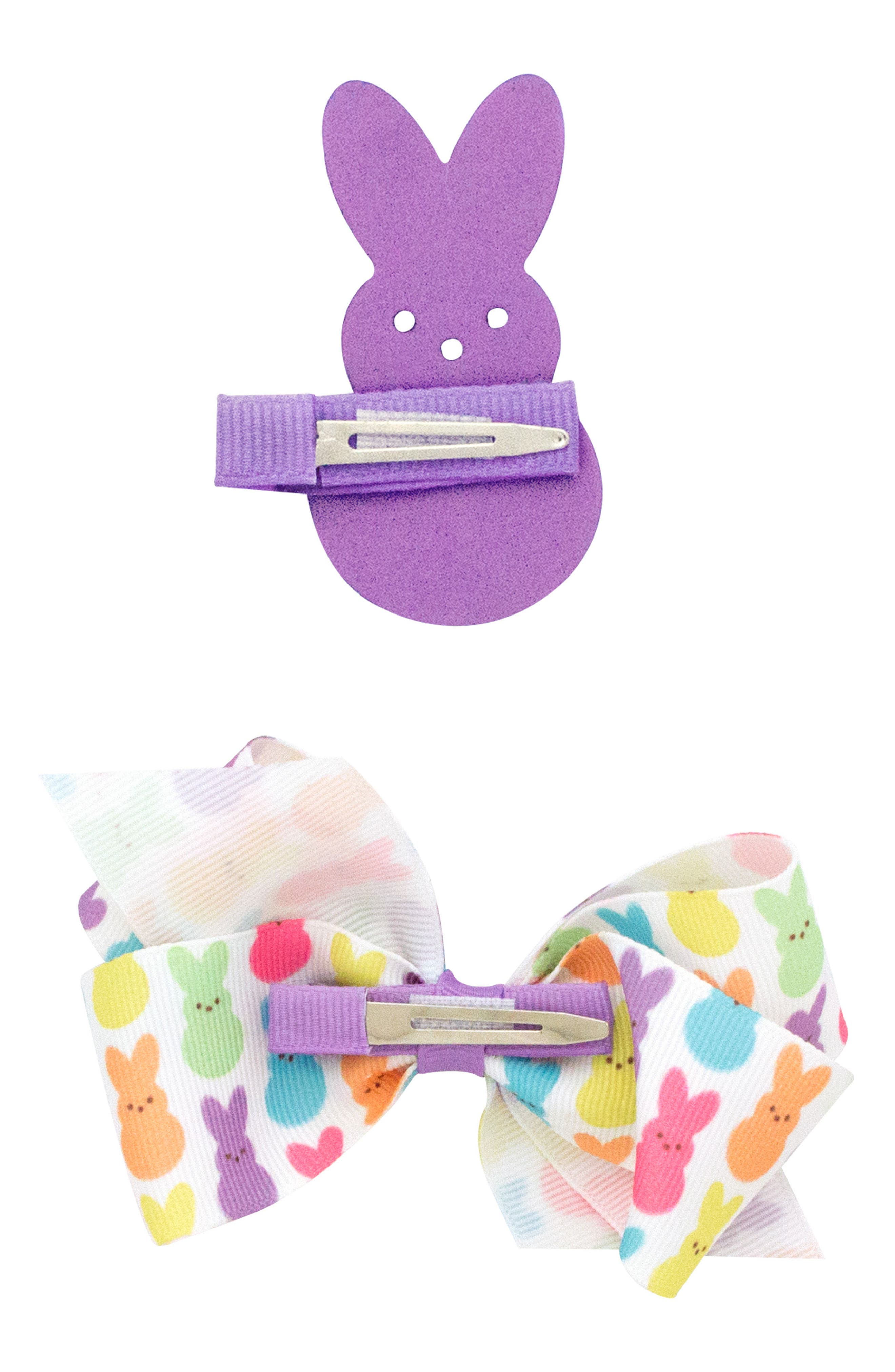 2-Pack Clips,                             Alternate thumbnail 3, color,                             Lavender