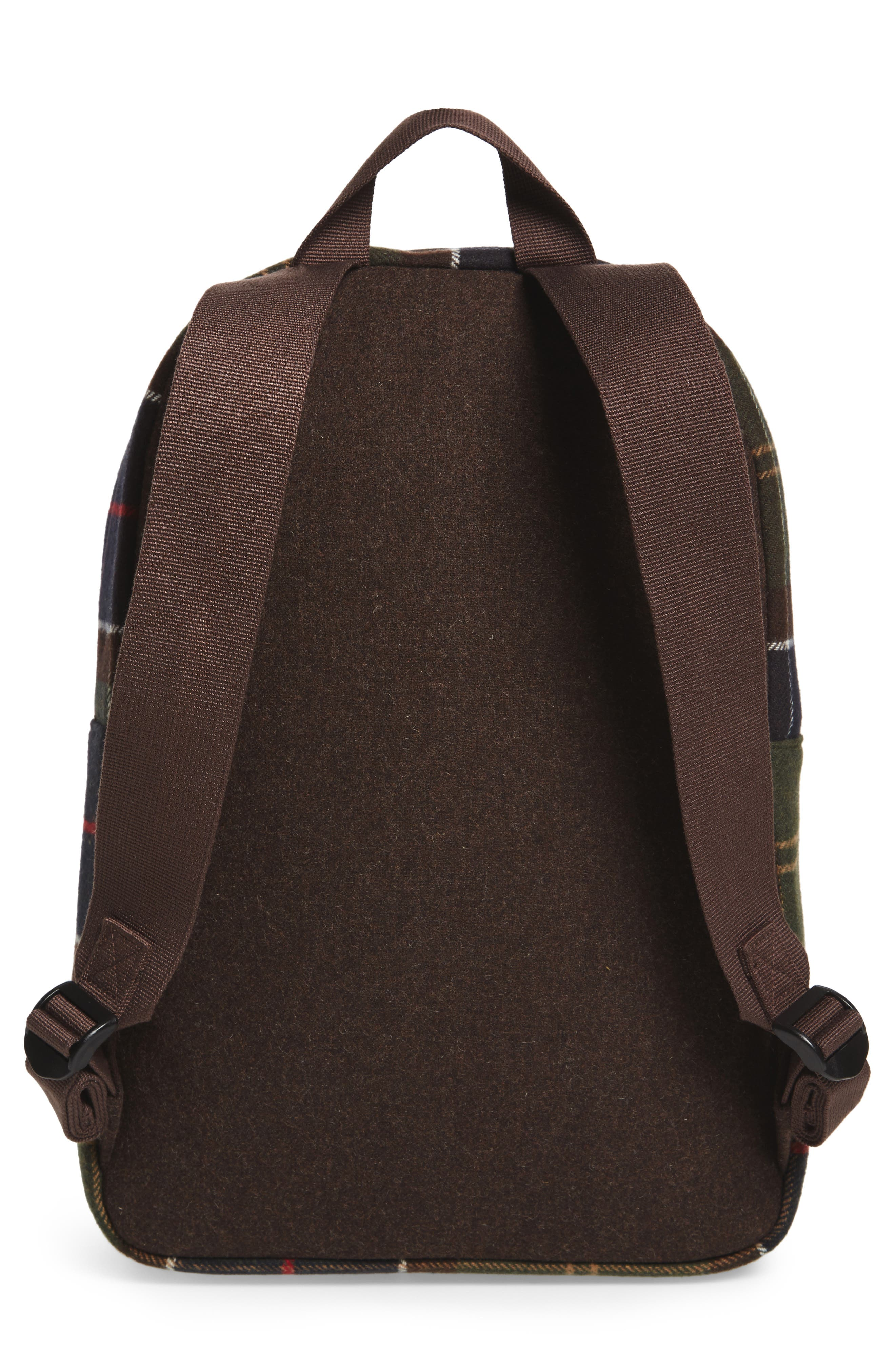 Carrbridge Backpack,                             Alternate thumbnail 3, color,                             Classic Tartan
