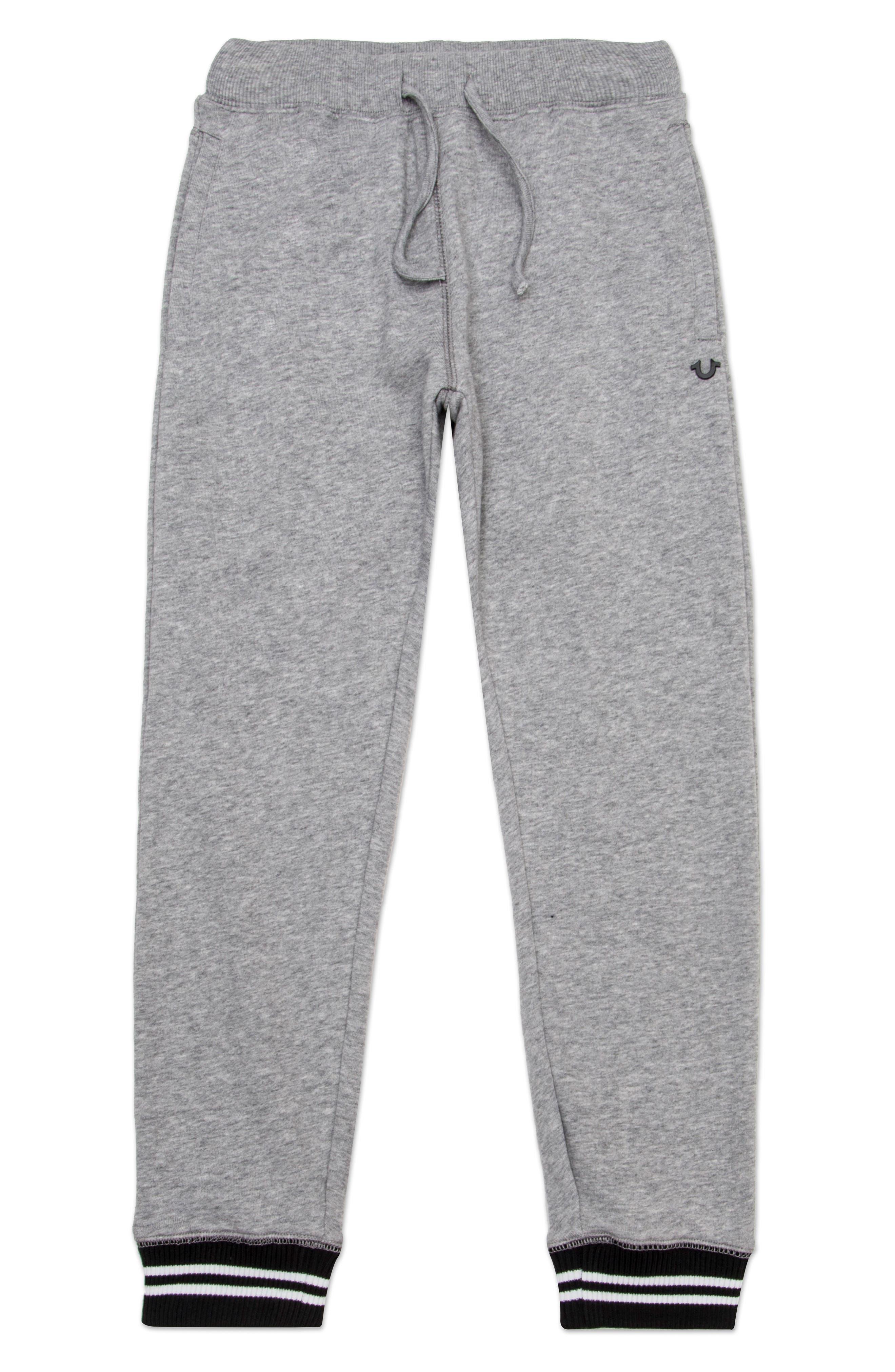True Religion Brand Jeans Tipped Sweatpants (Toddler Boys & Little Boys)