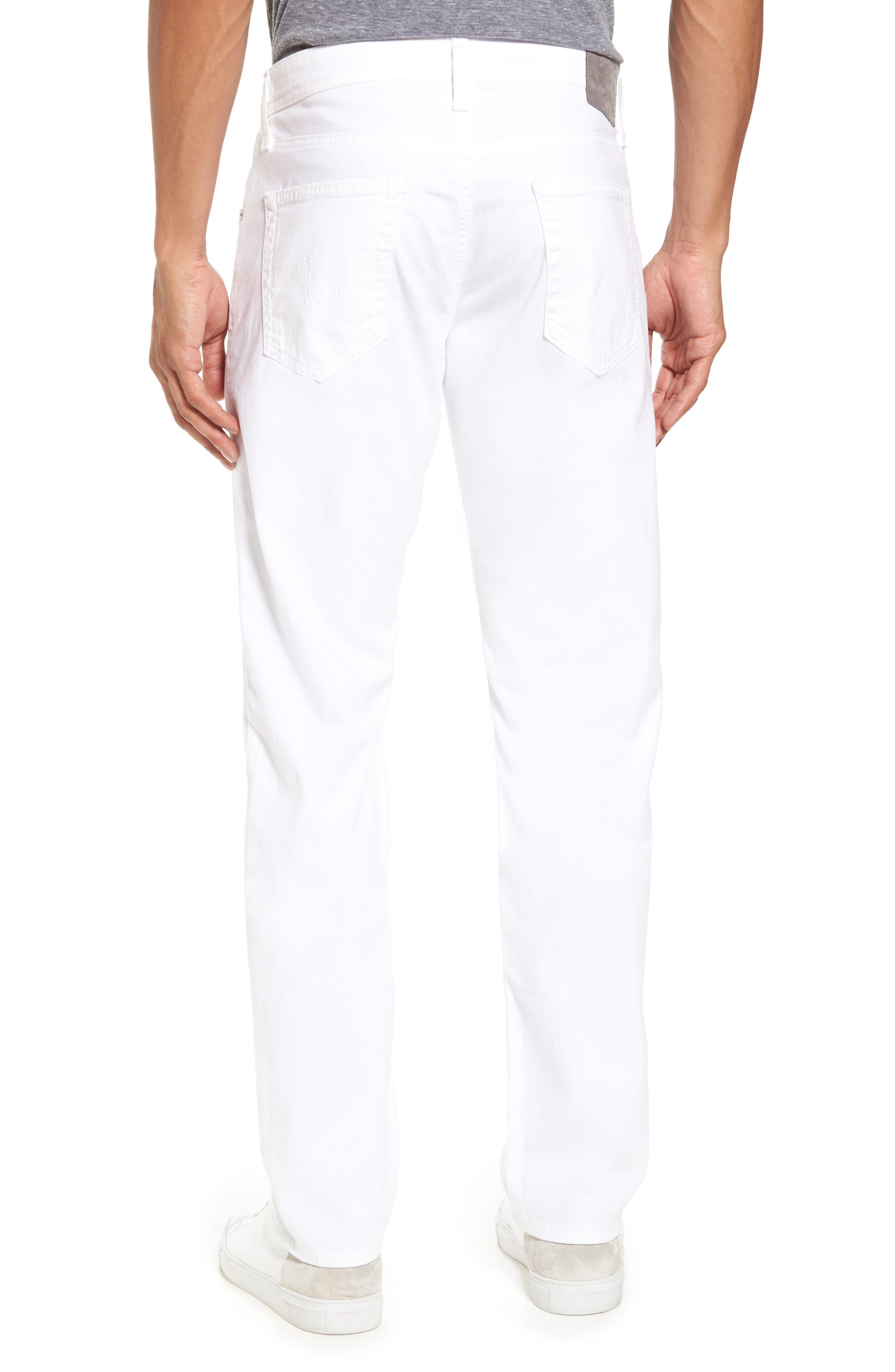 Alternate Image 2  - AG Everett SUD Slim Straight Fit Pants