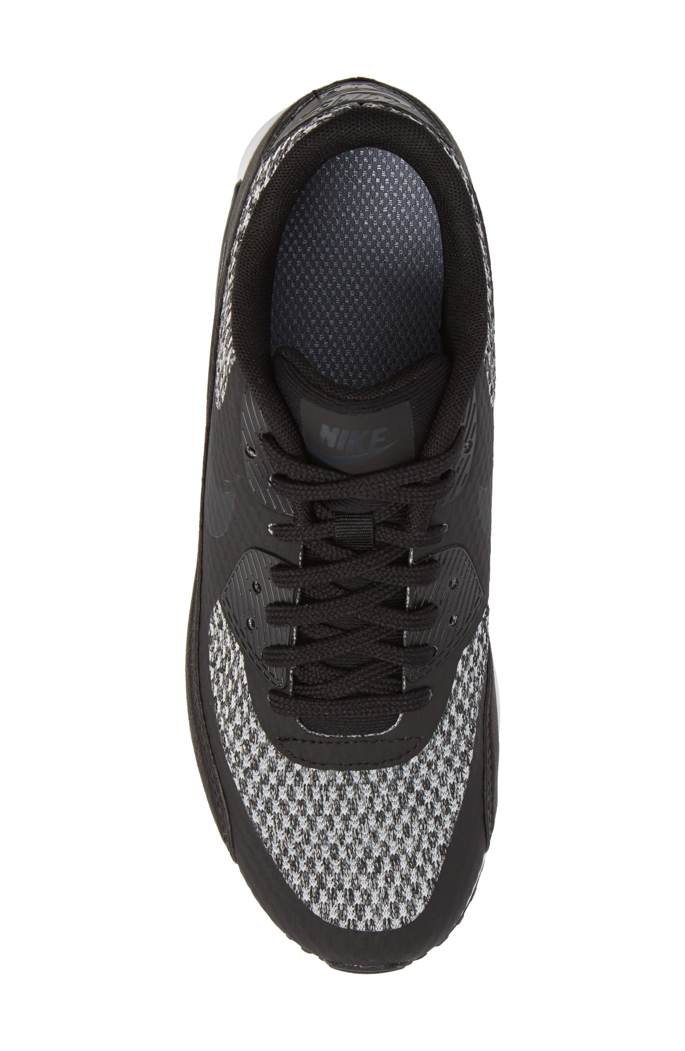 Alternate Image 5  - Nike Air Max 90 Ultra 2.0 SE Sneaker (Big Kid)