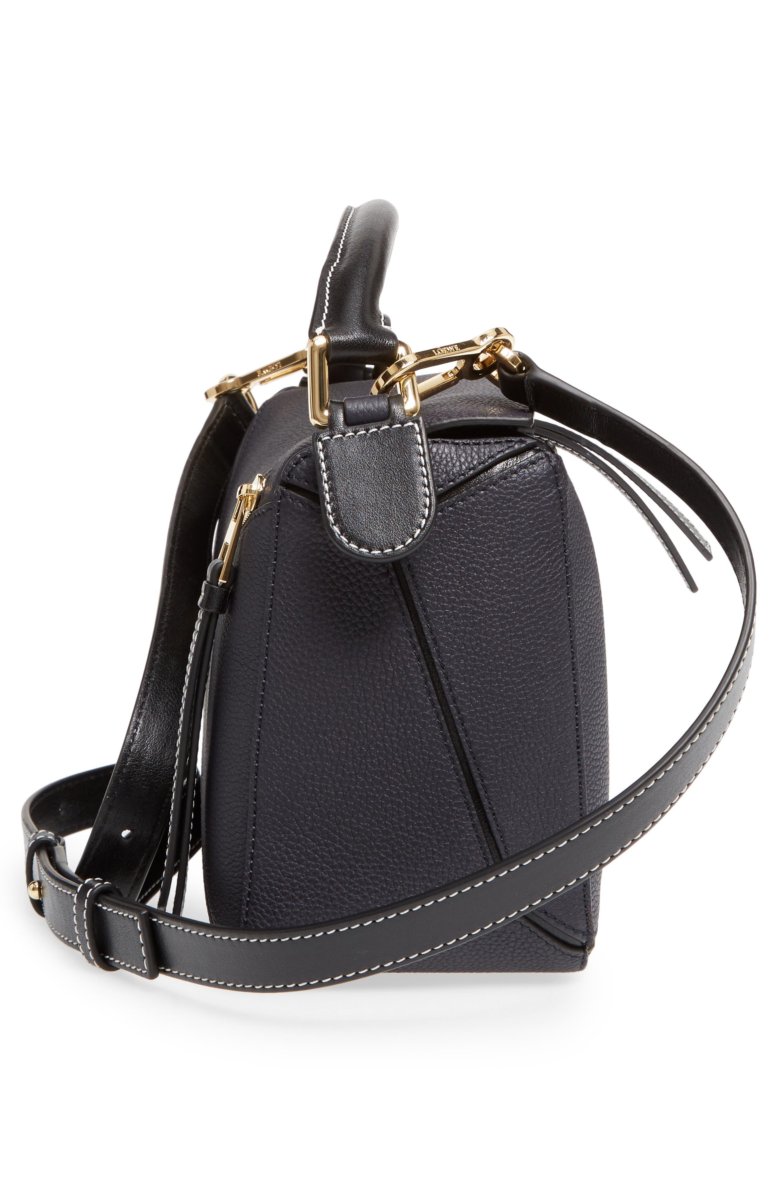Alternate Image 5  - Loewe Small Puzzle Leather Bag