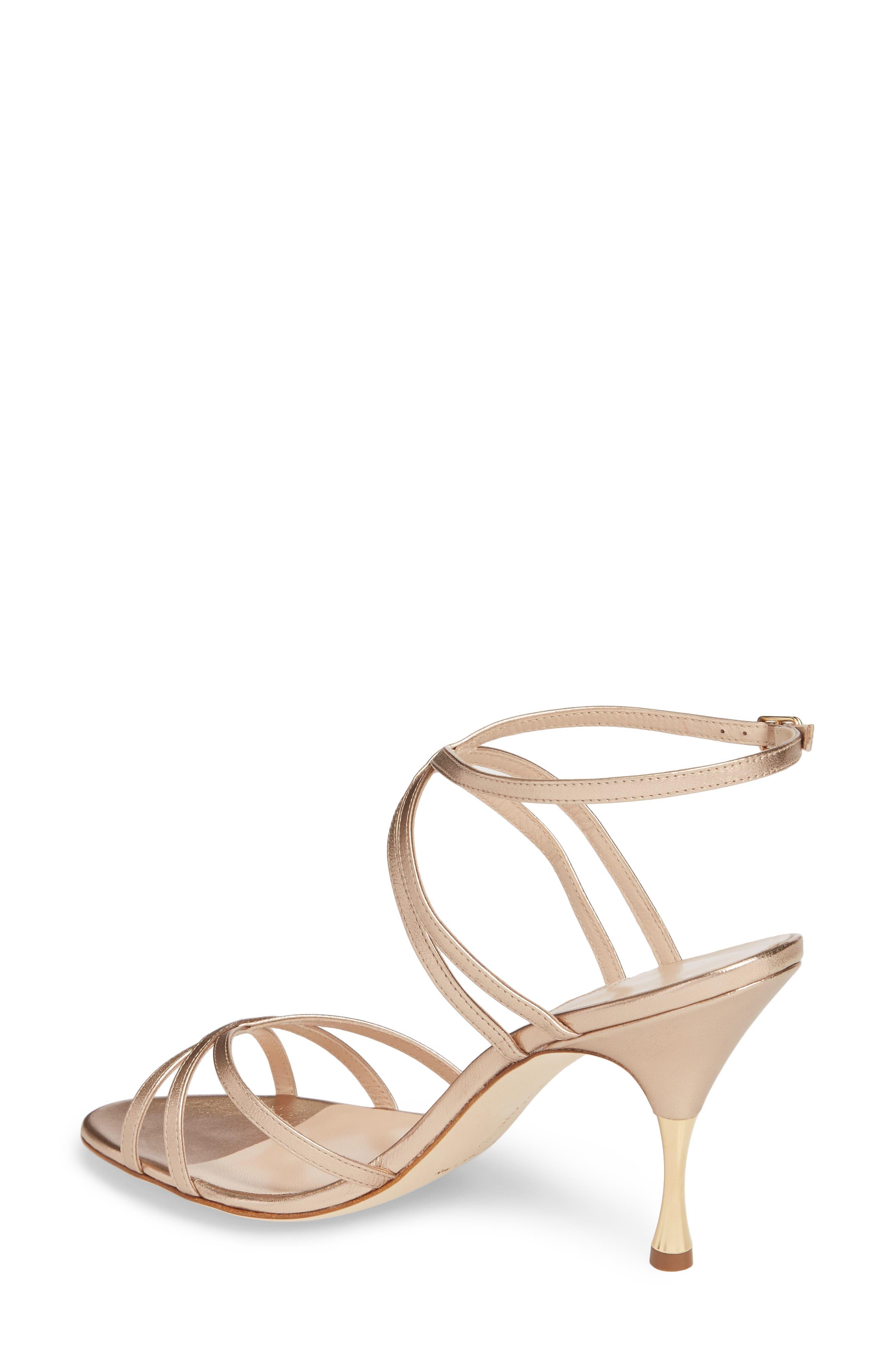 Alternate Image 2  - Manolo Blahnik Naro Ankle Strap Sandal (Women)