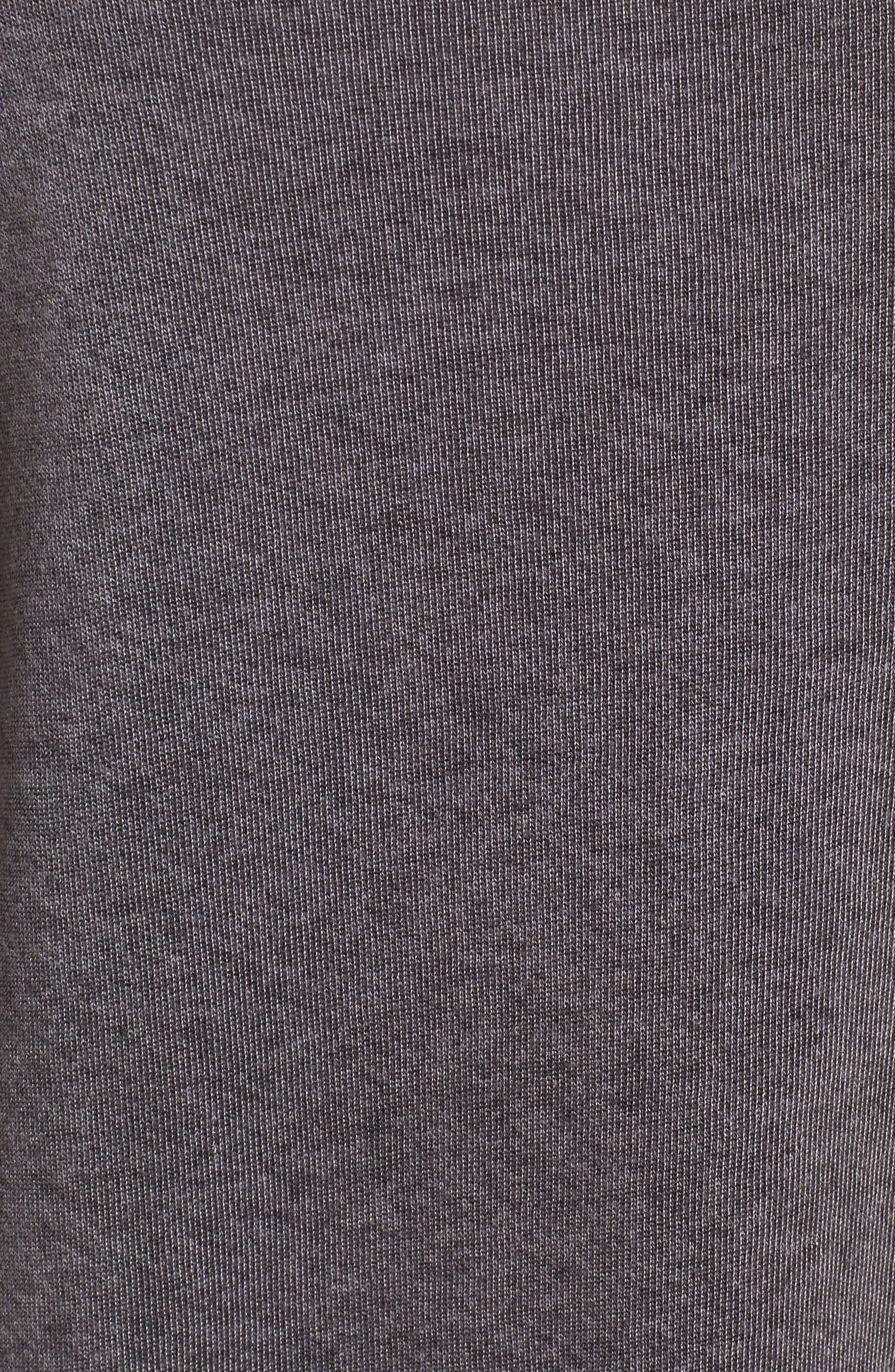 Cheers Sweatshirt,                             Alternate thumbnail 5, color,                             Vintage Black
