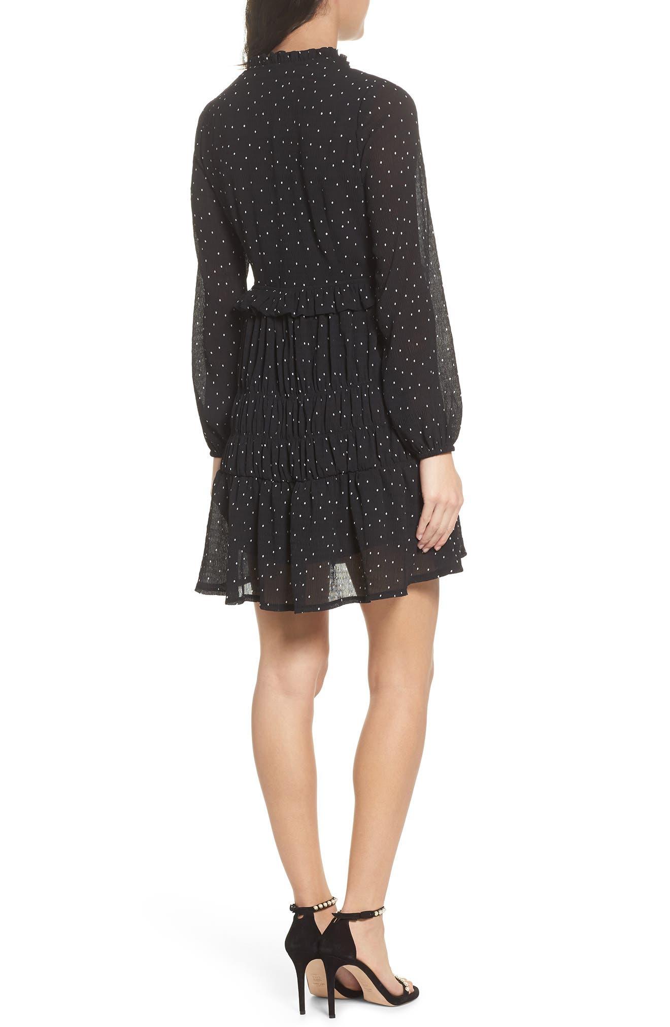 Lola Dress,                             Alternate thumbnail 2, color,                             Black