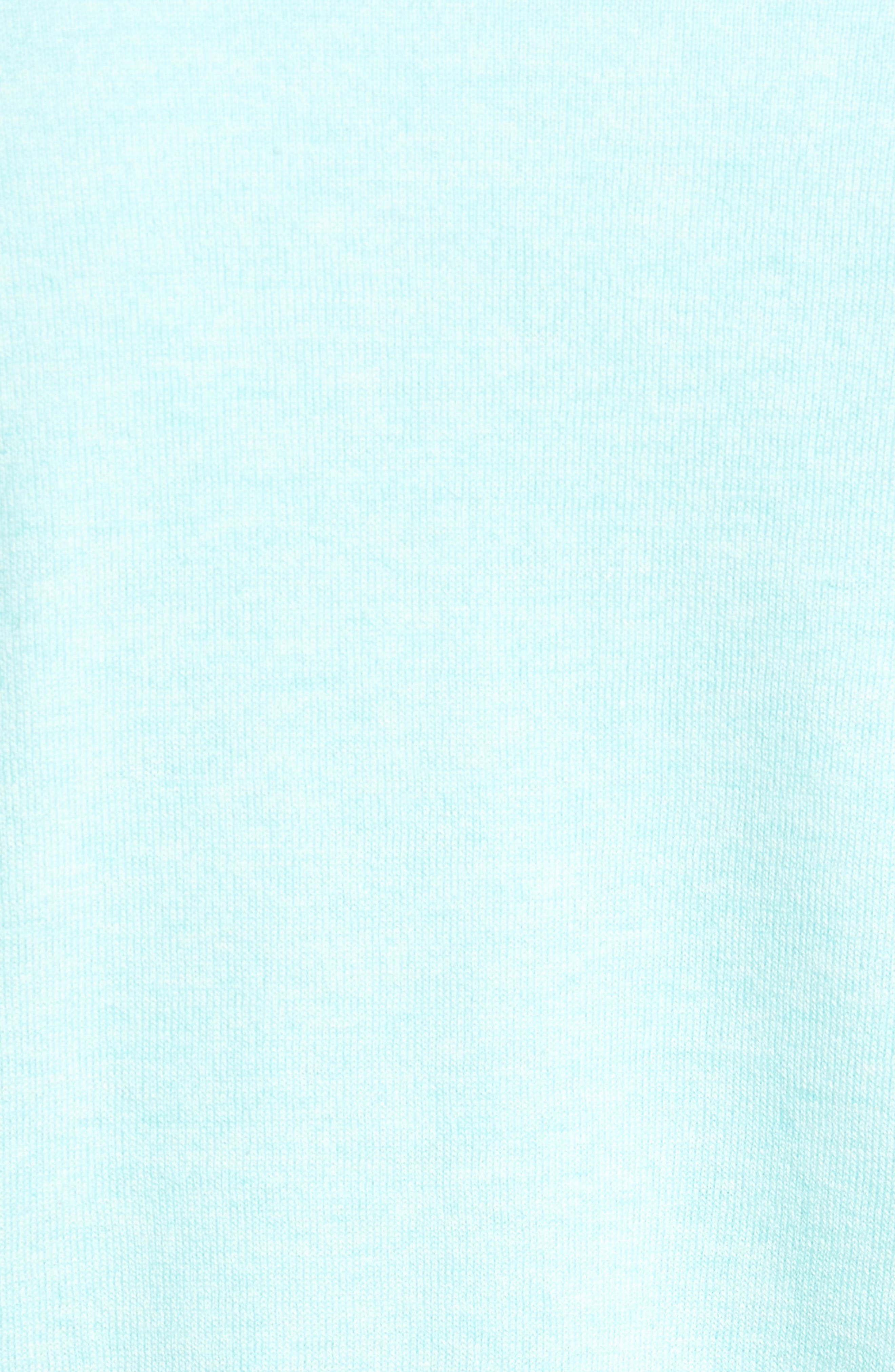 Crown Soft Quarter-Zip Pullover,                             Alternate thumbnail 5, color,                             Venetian Mist