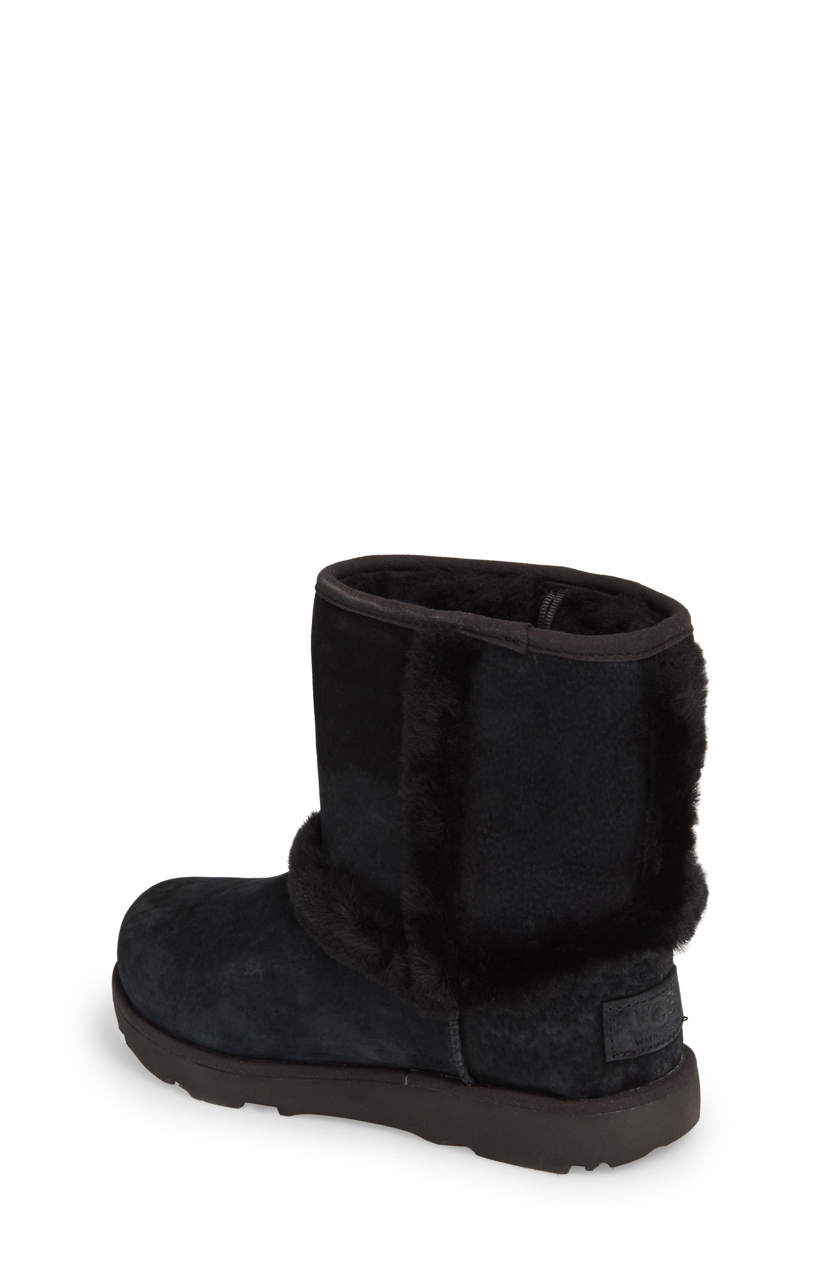 Hadley II Waterproof Boot,                             Alternate thumbnail 2, color,                             Black