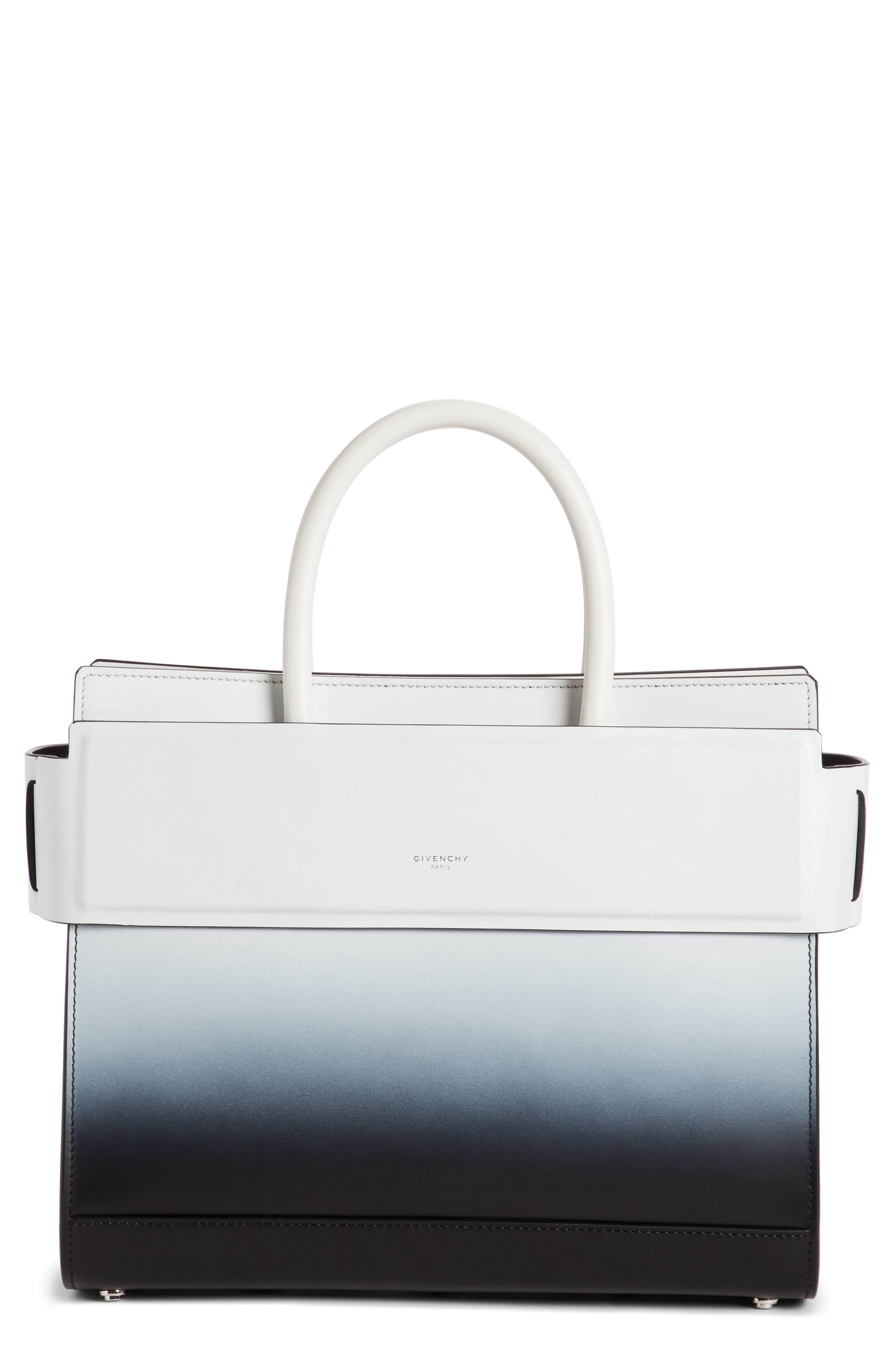 Givenchy Small Horizon Dégradé Leather Tote