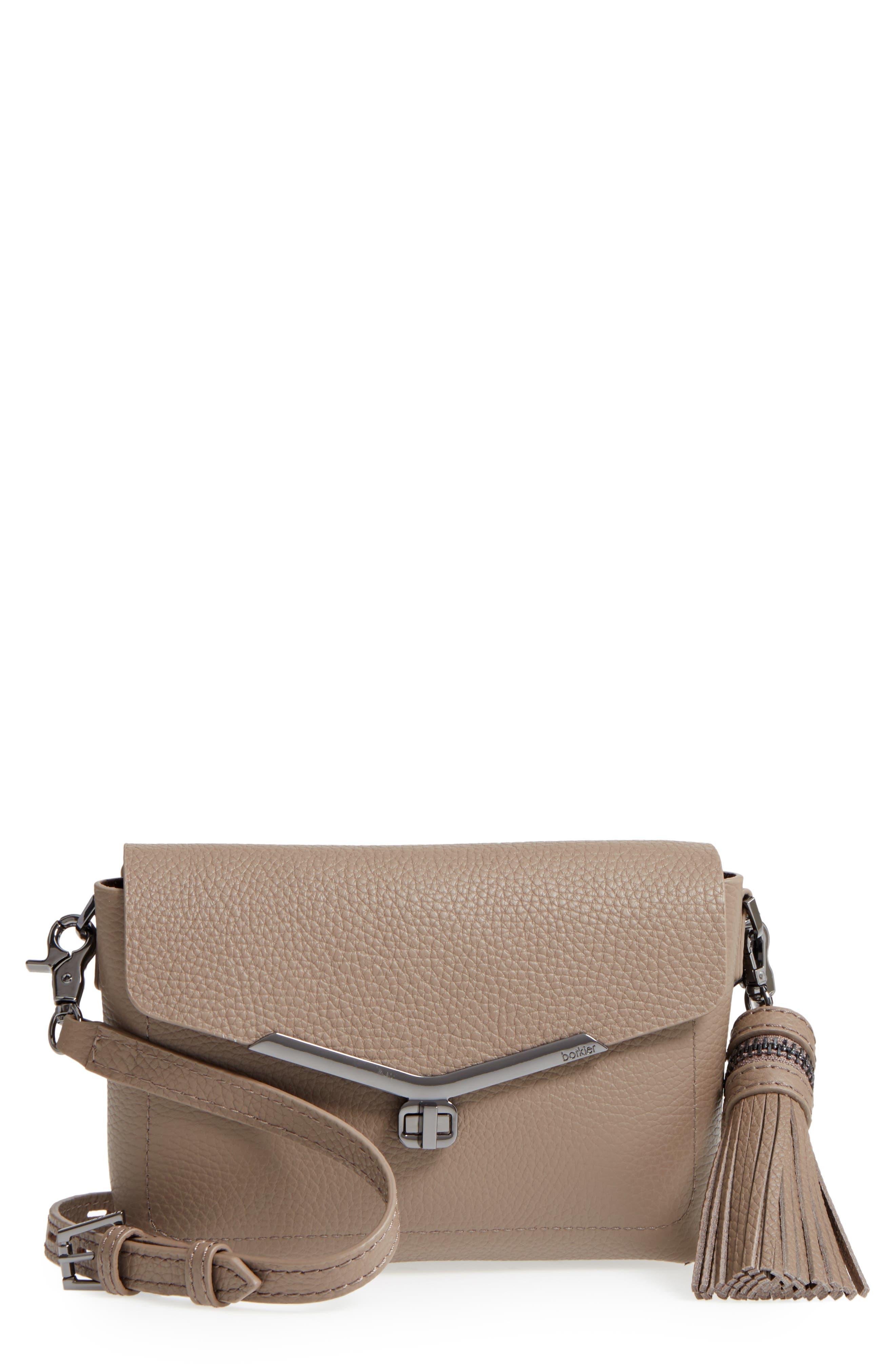Alternate Image 1 Selected - Botkier Vivi Leather Crossbody Bag