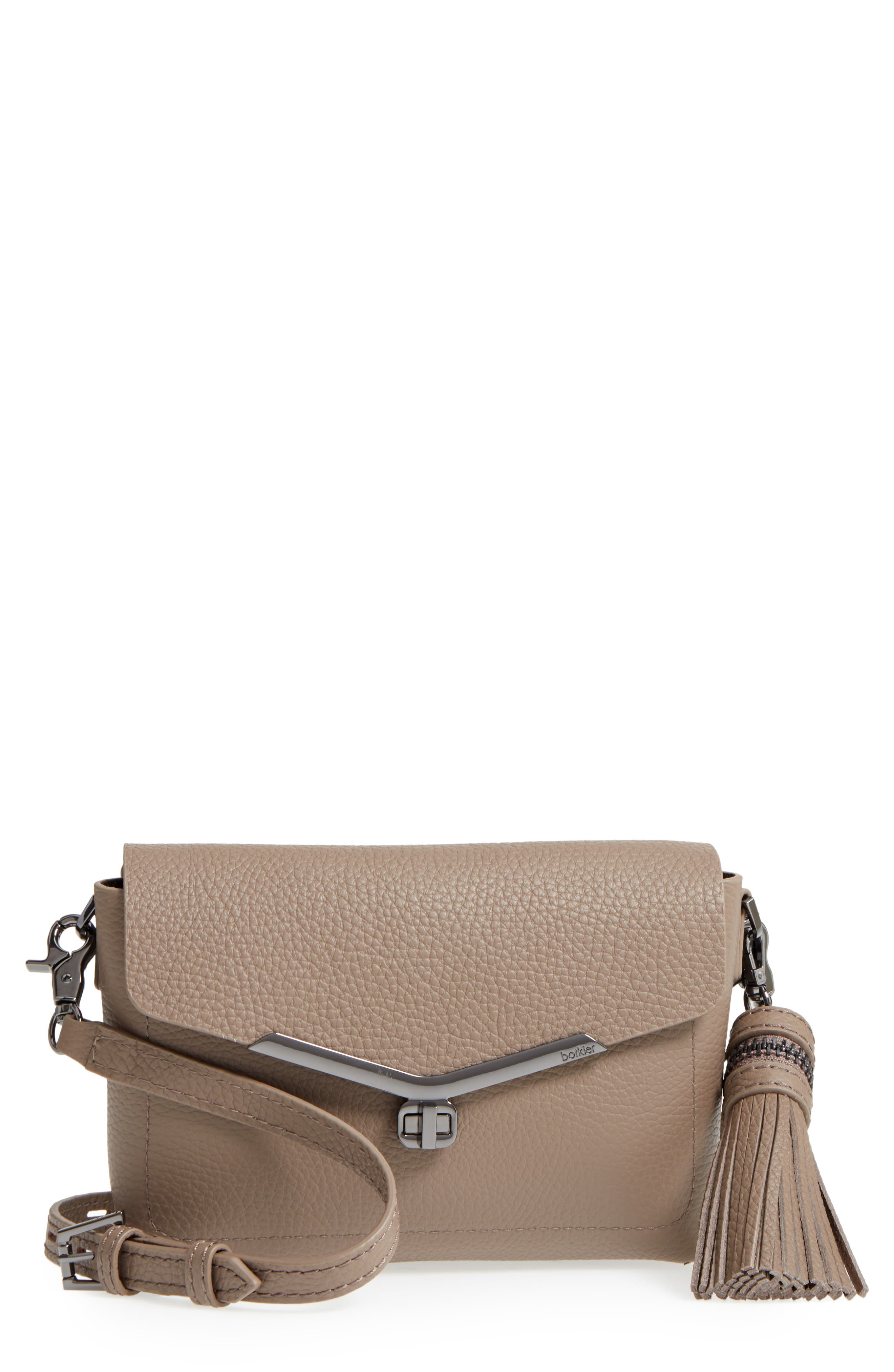 Main Image - Botkier Vivi Leather Crossbody Bag