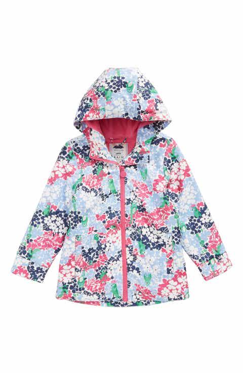 Girls' Coats, Jackets & Outerwear: Rain, Fleece & Hood | Nordstrom
