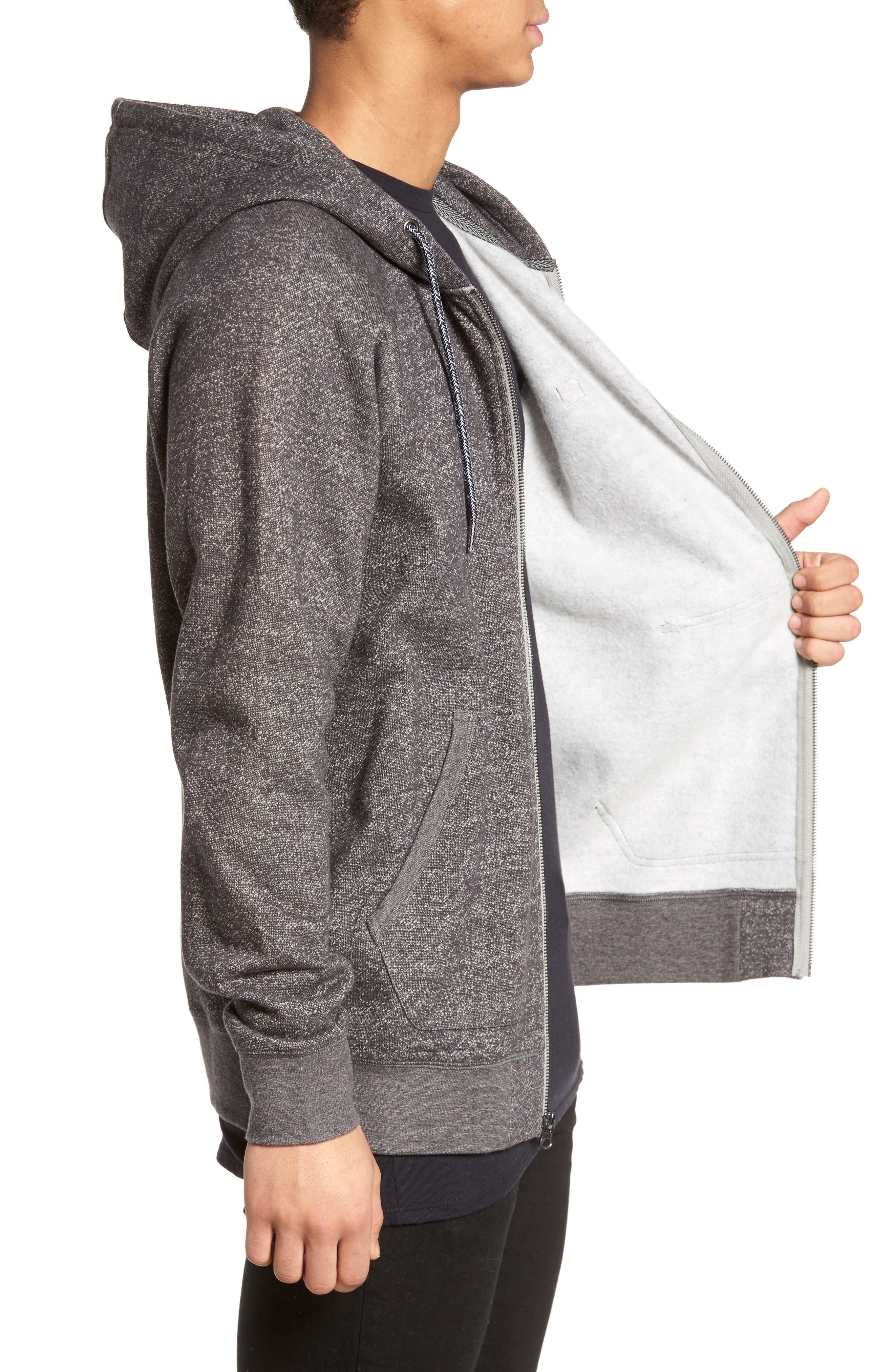Alternate Image 3  - O'Neill The Standard Zip Hoodie