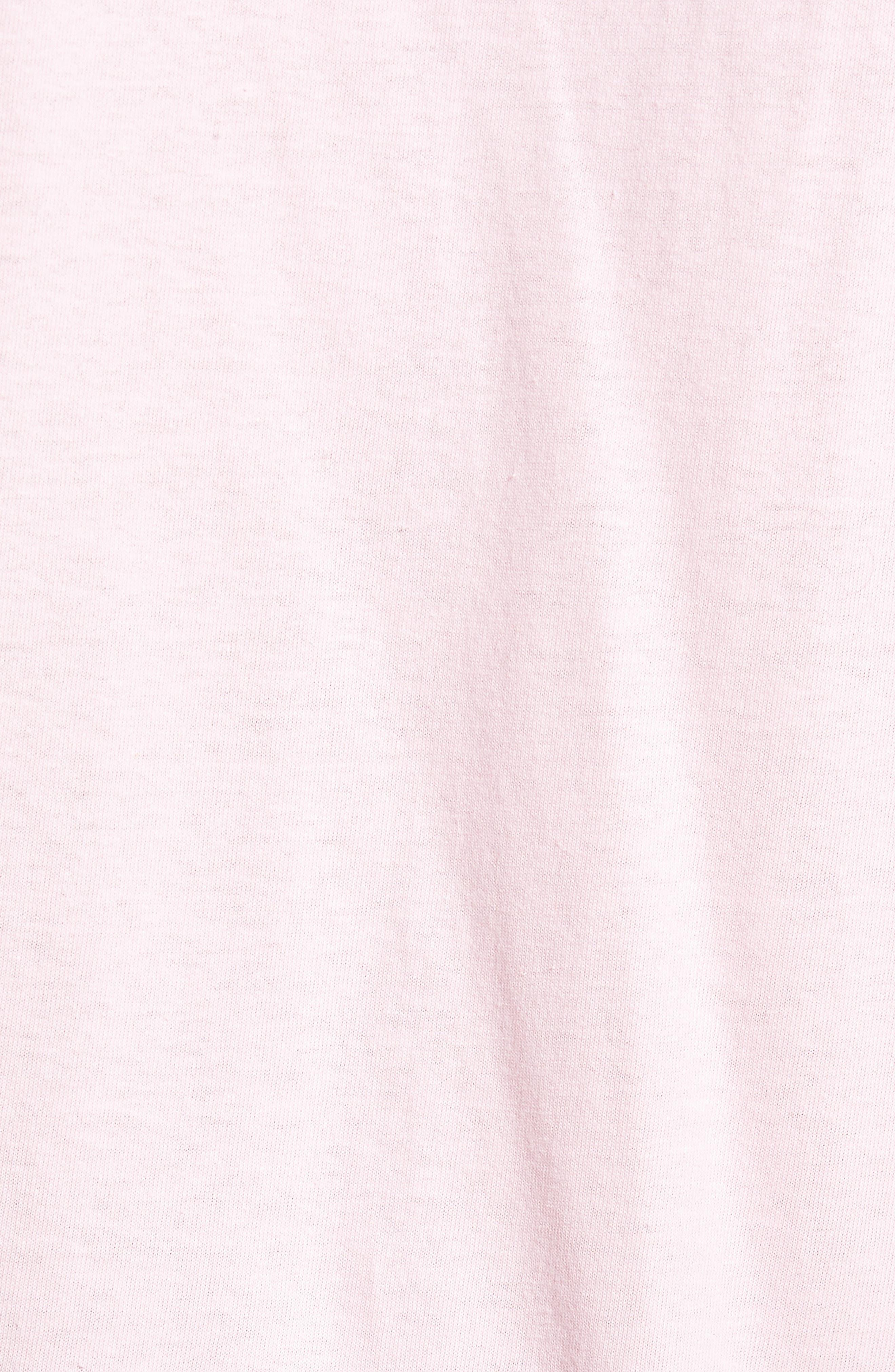 Alternate Image 5  - The Rail Savage Embroidered T-Shirt