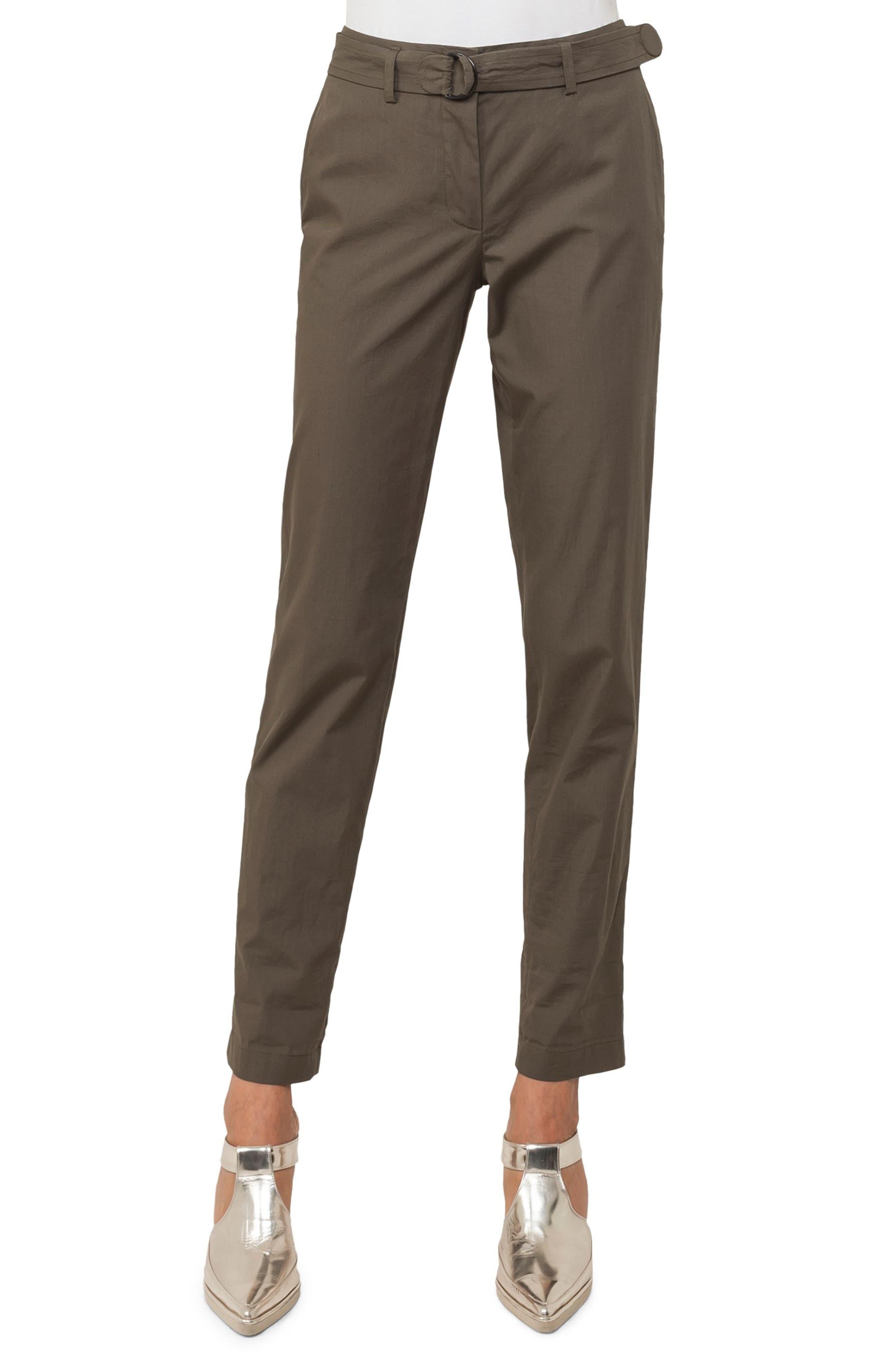Fallon Chino Pants,                         Main,                         color, Avocado