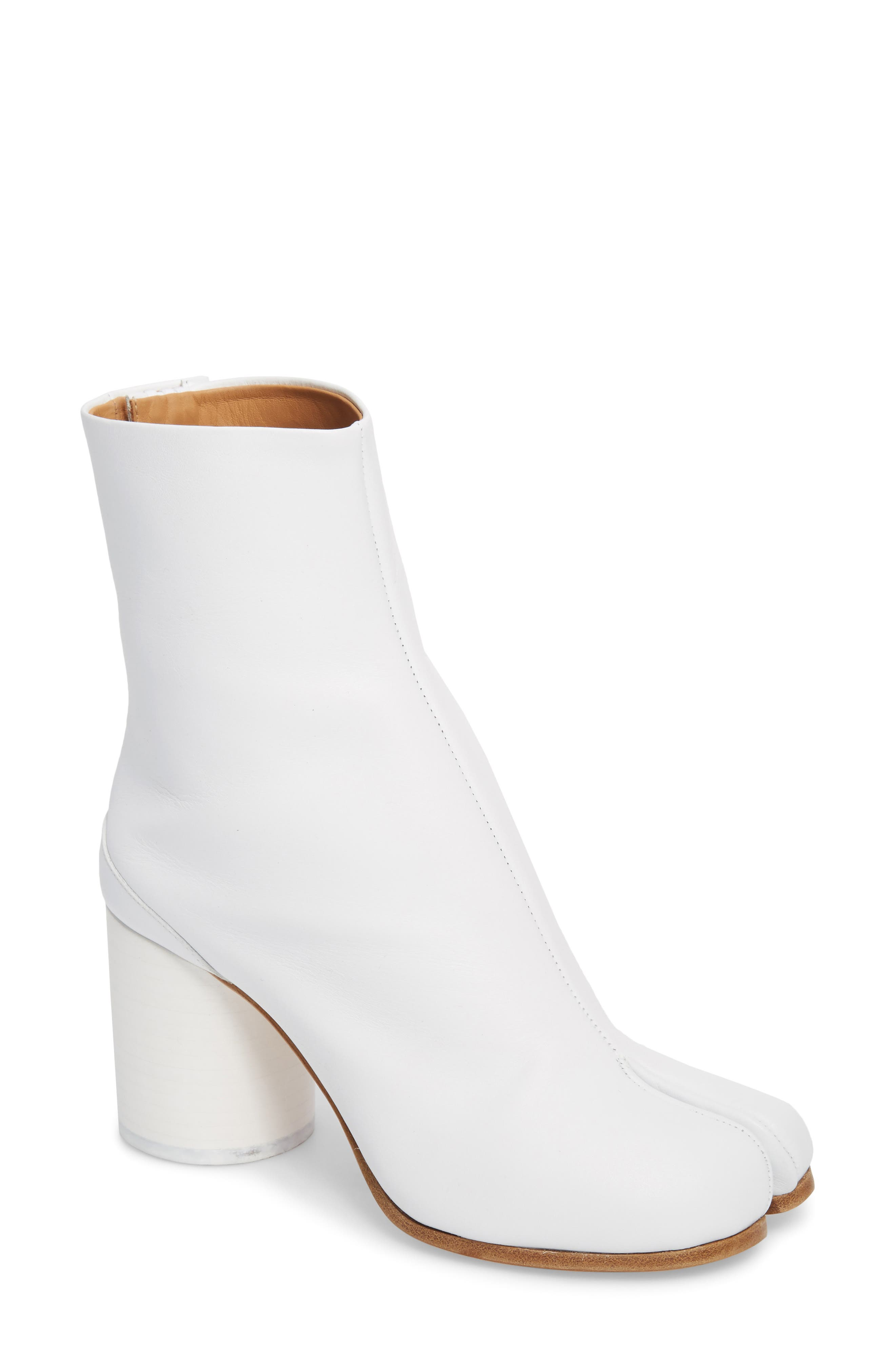 Tabi Boot,                         Main,                         color, White