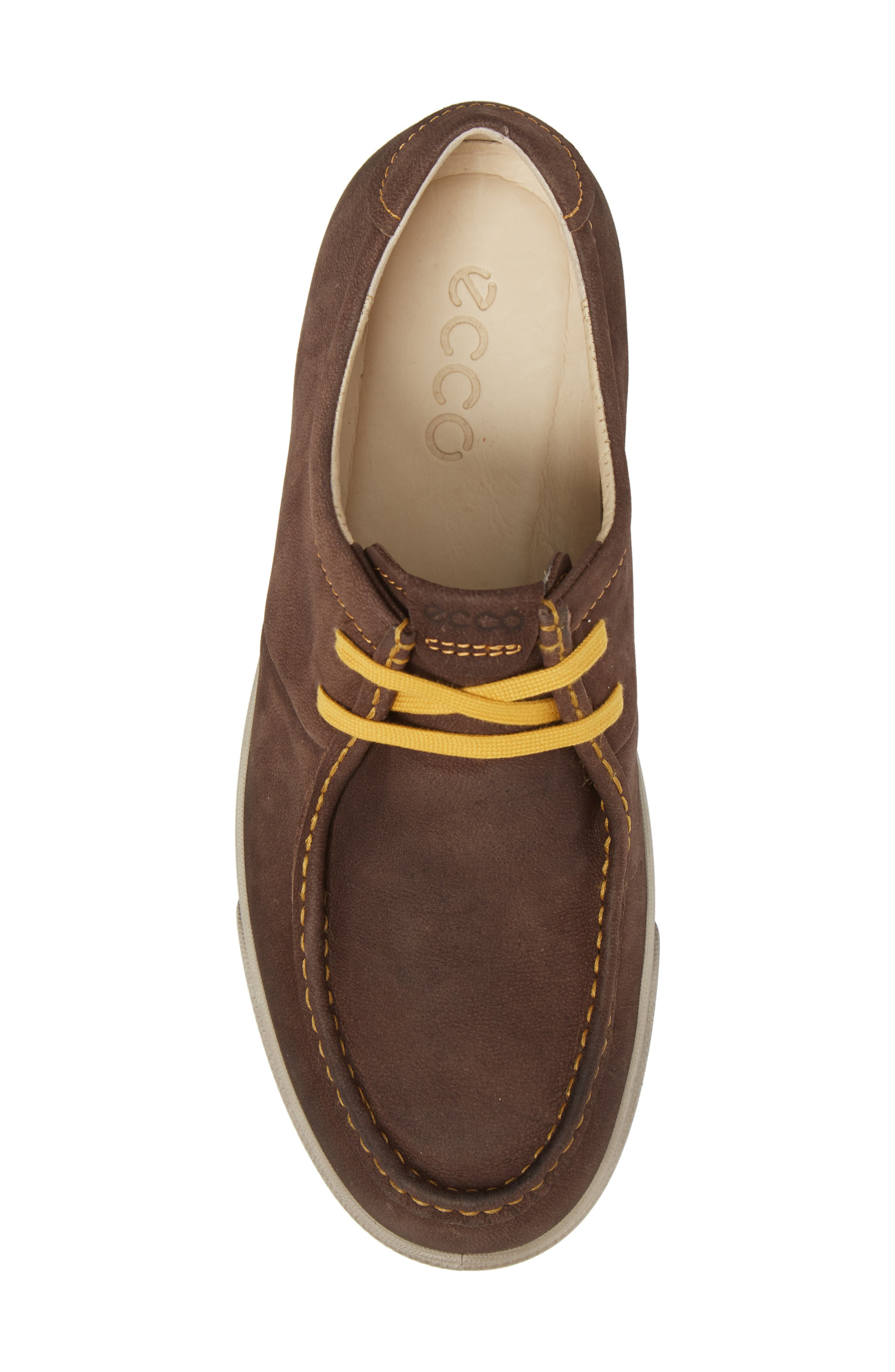 Gary Sneaker,                             Alternate thumbnail 5, color,                             Mocha Leather