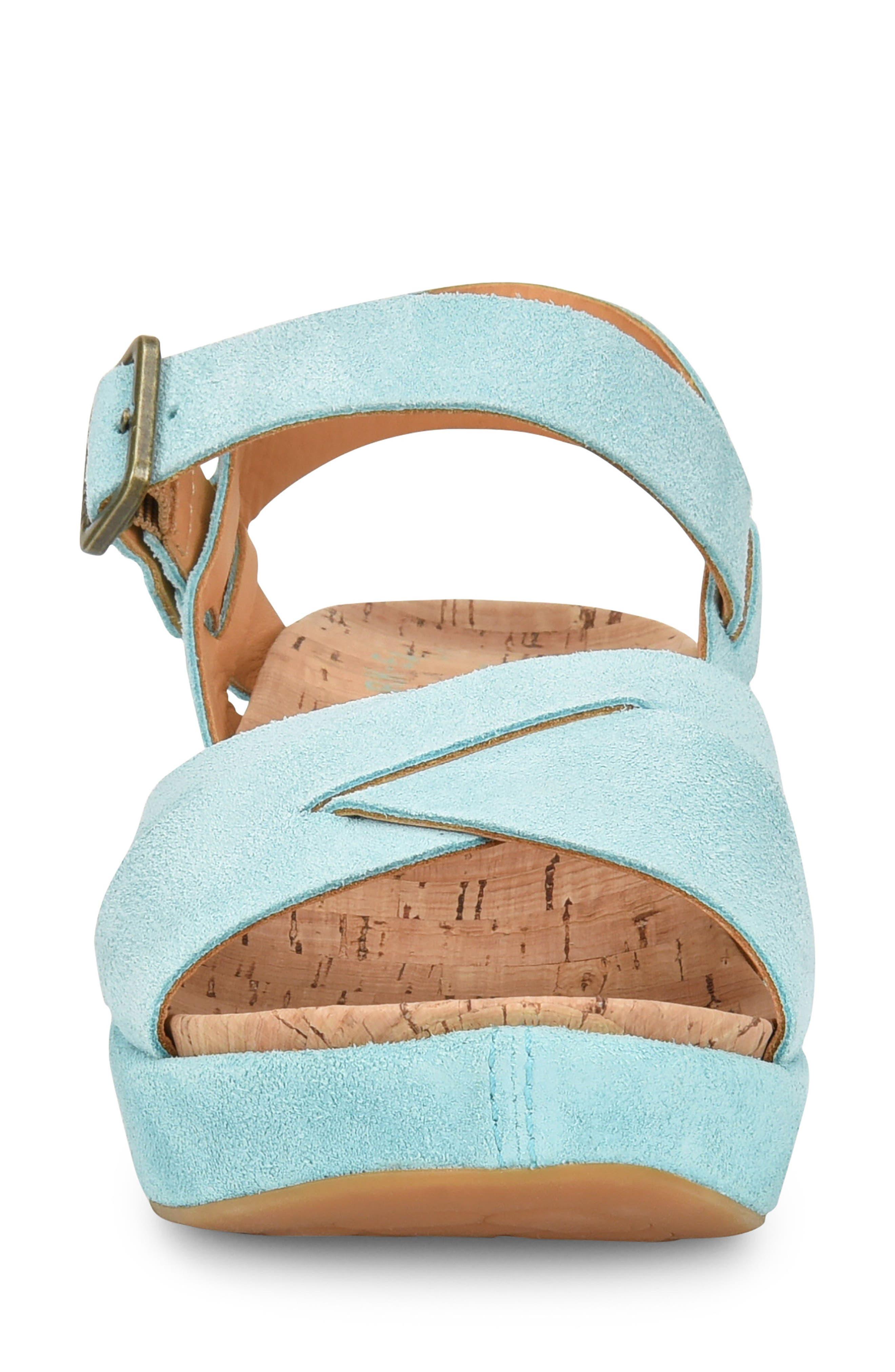 Alternate Image 4  - Kork-Ease® 'Myrna 2.0' Cork Wedge Sandal (Women)