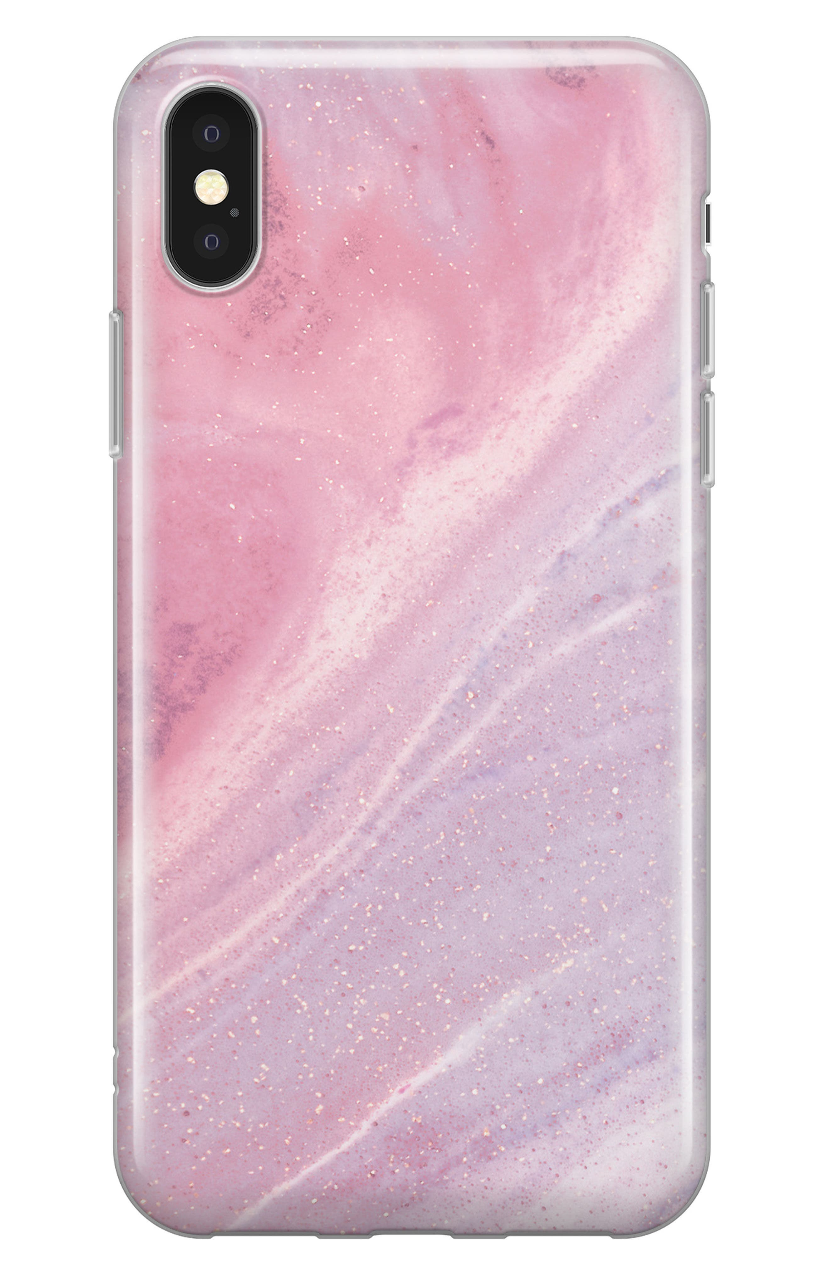 Flow iPhone X Case,                         Main,                         color, Flow