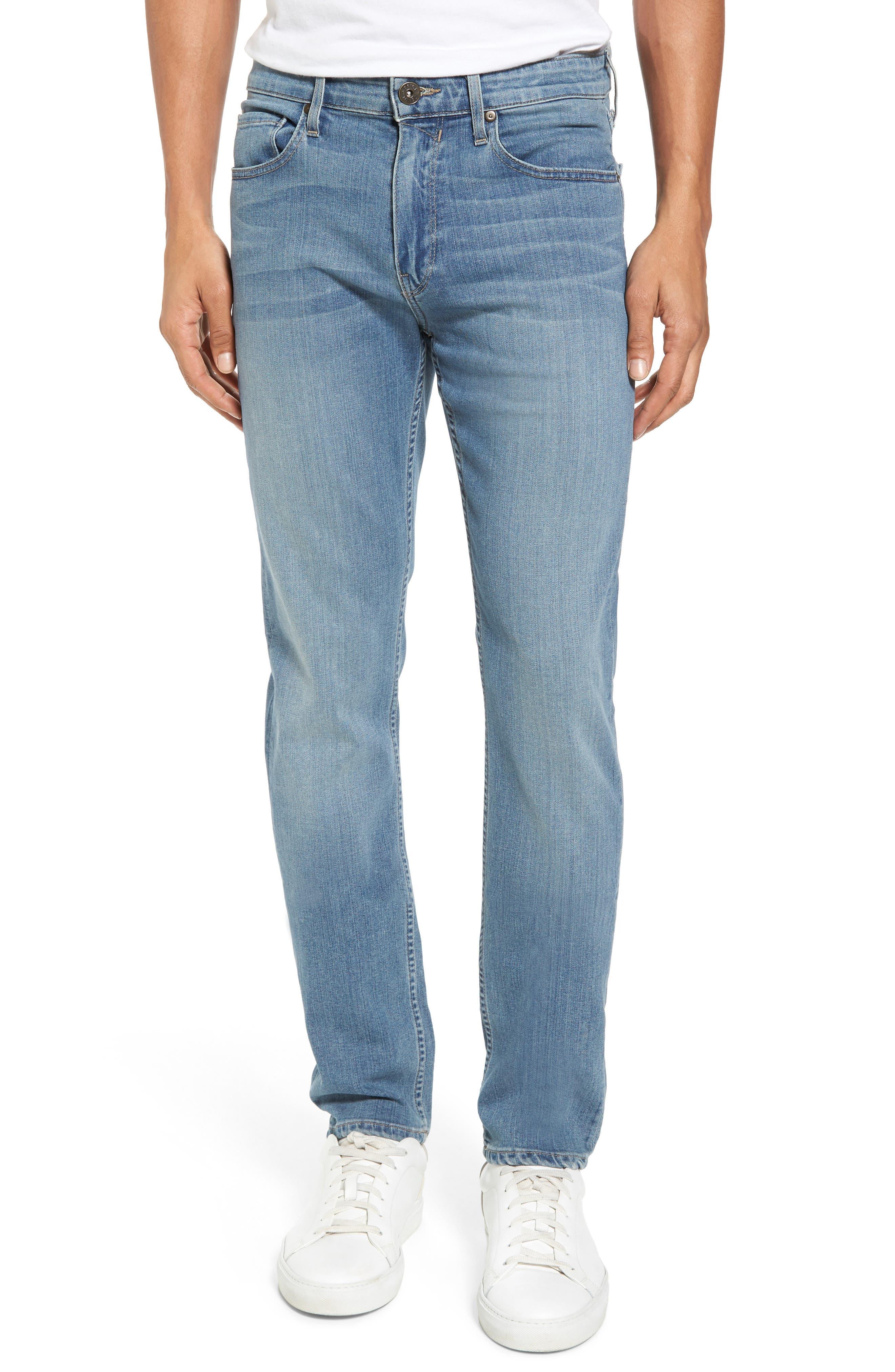 Transcend - Lennox Slim Fit Jeans,                             Main thumbnail 1, color,                             Liam