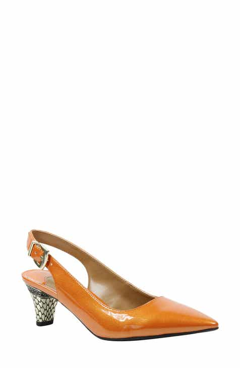 c956f4cef444 Product Image. Previous. ORANGE FAUX LEATHER